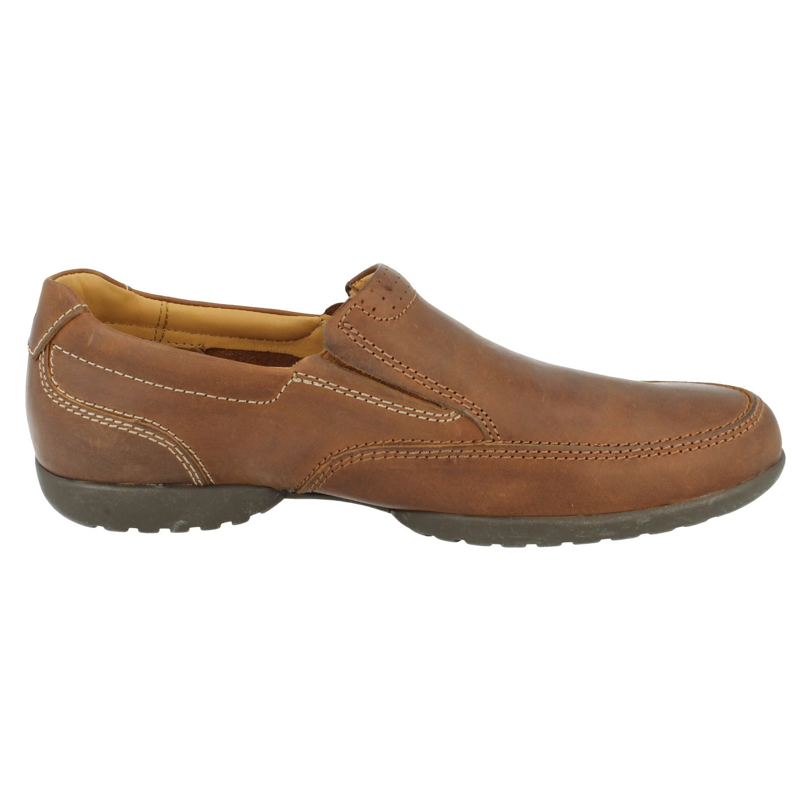 Herren Clarks The Casual Schuhes The Clarks Styel - Recline Free 4ef6fe