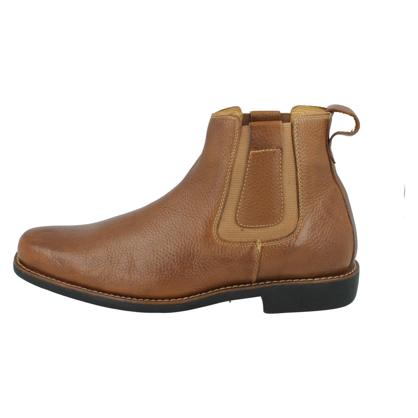 Uomo the Anatomic & Co Formal Chelsea Ankle Stiefel the Uomo Style - Natal c6ce33