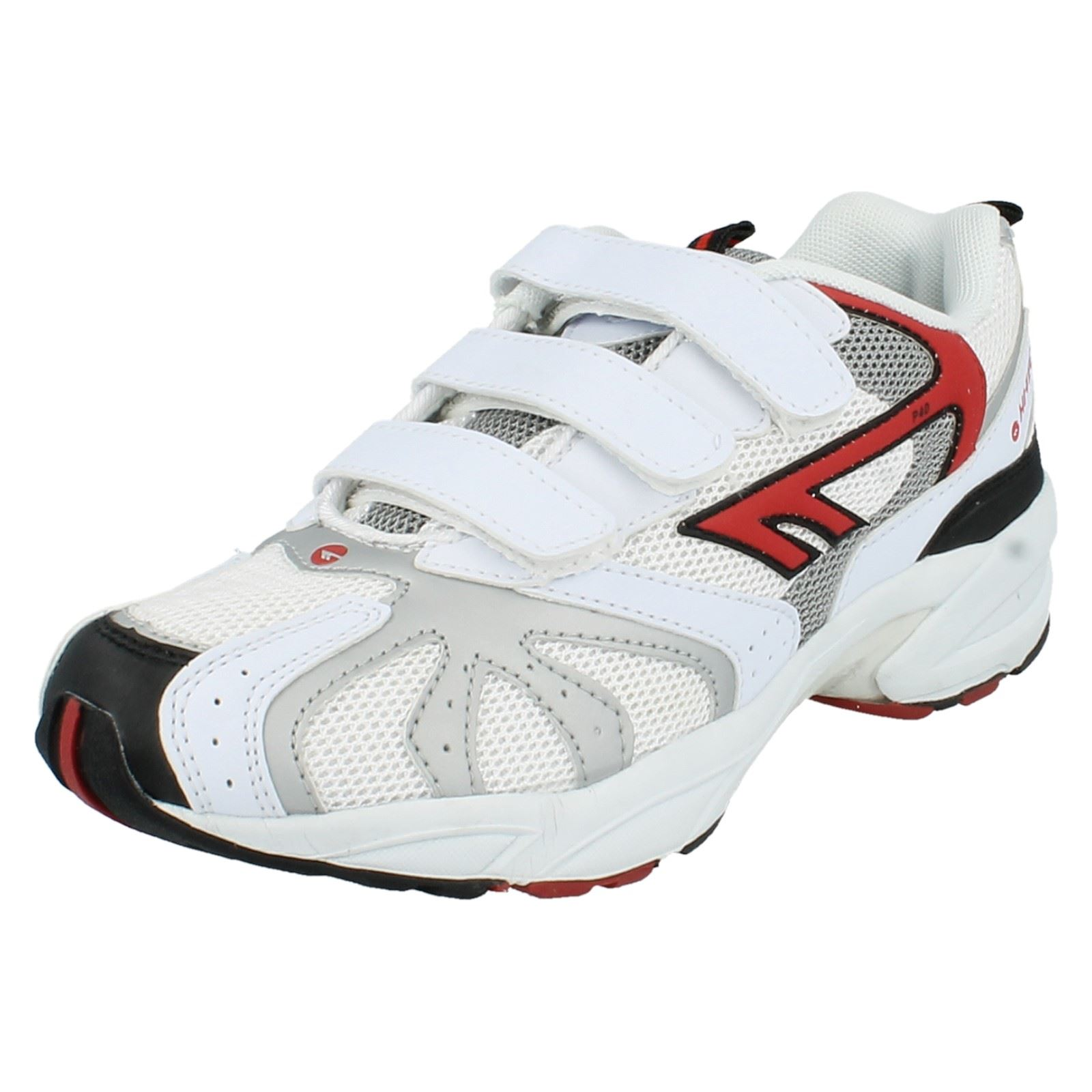 Boys Hi-Tec Trainers P40 EZ JR