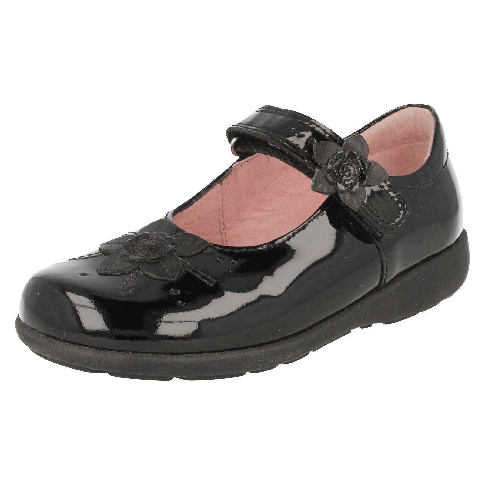 Chicas START Rite Mary Jane Zapatos Escolares, Estilo Violeta-W