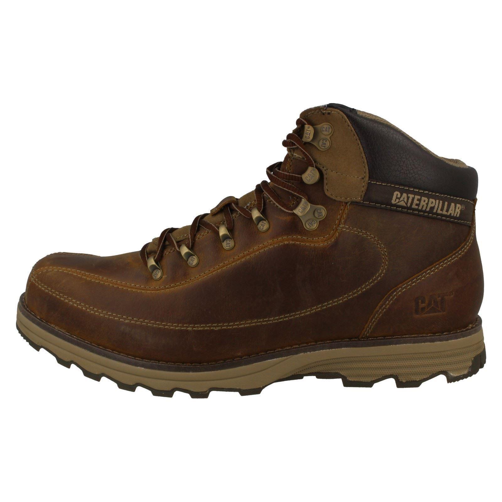 Billig gute Qualität Mens Caterpillar Boots Highbury