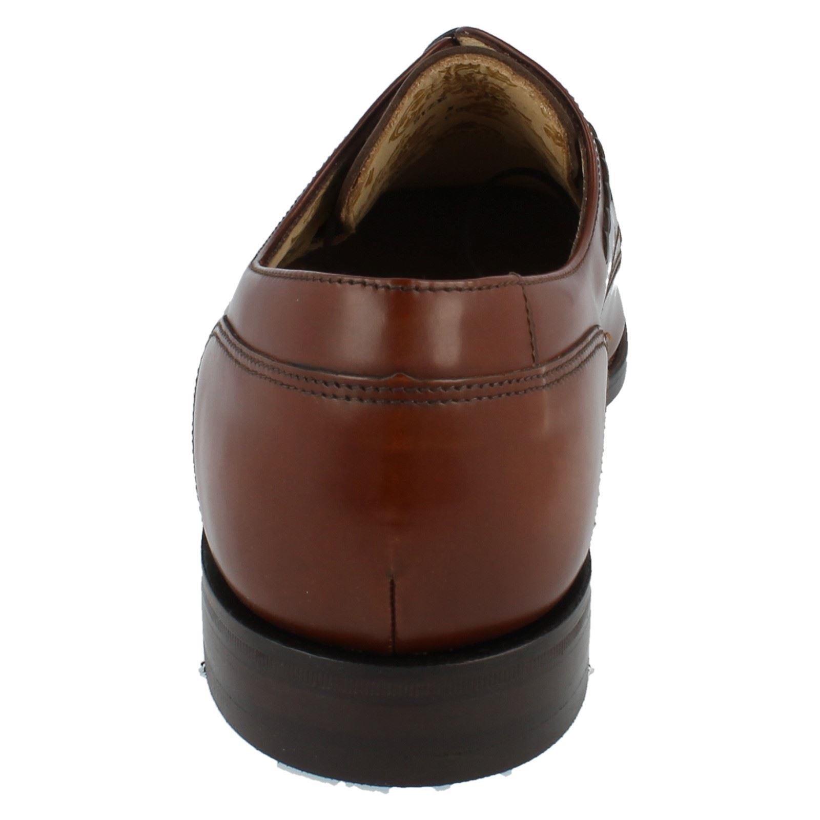 Mens Loake Formal Schuhes Fitting F Deckard