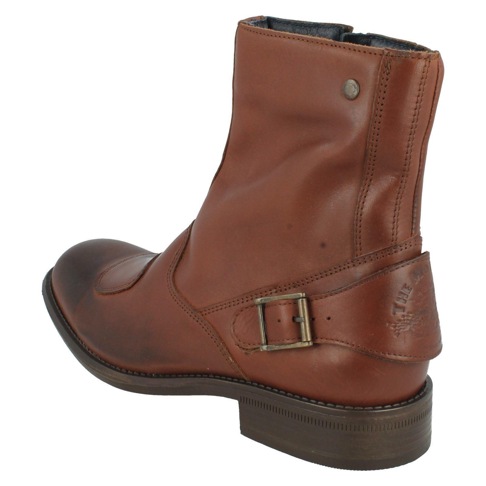 Mens Base London Boots Label - Classic