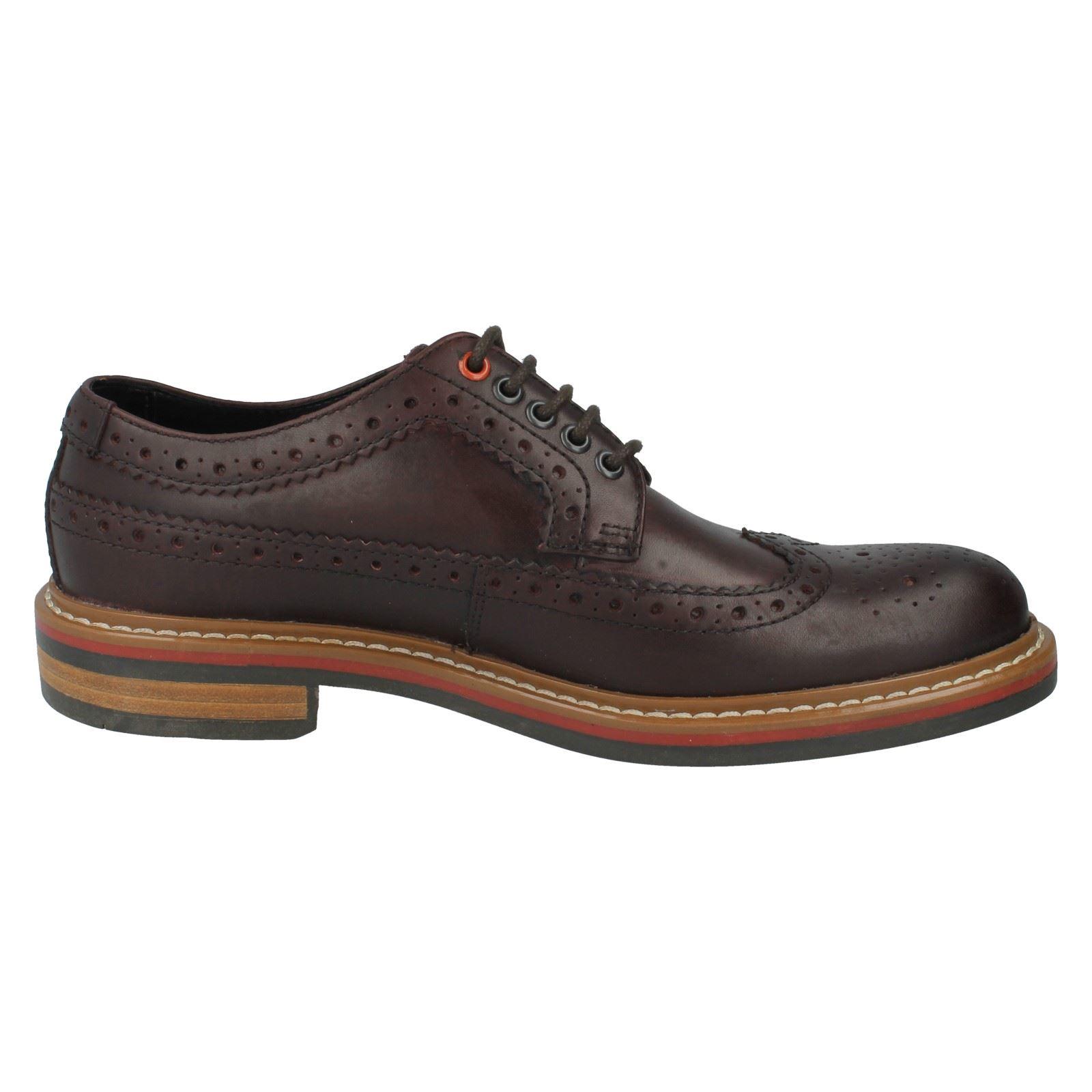 Men's Clarks Formal Schuhes Label Darby Limit GTX