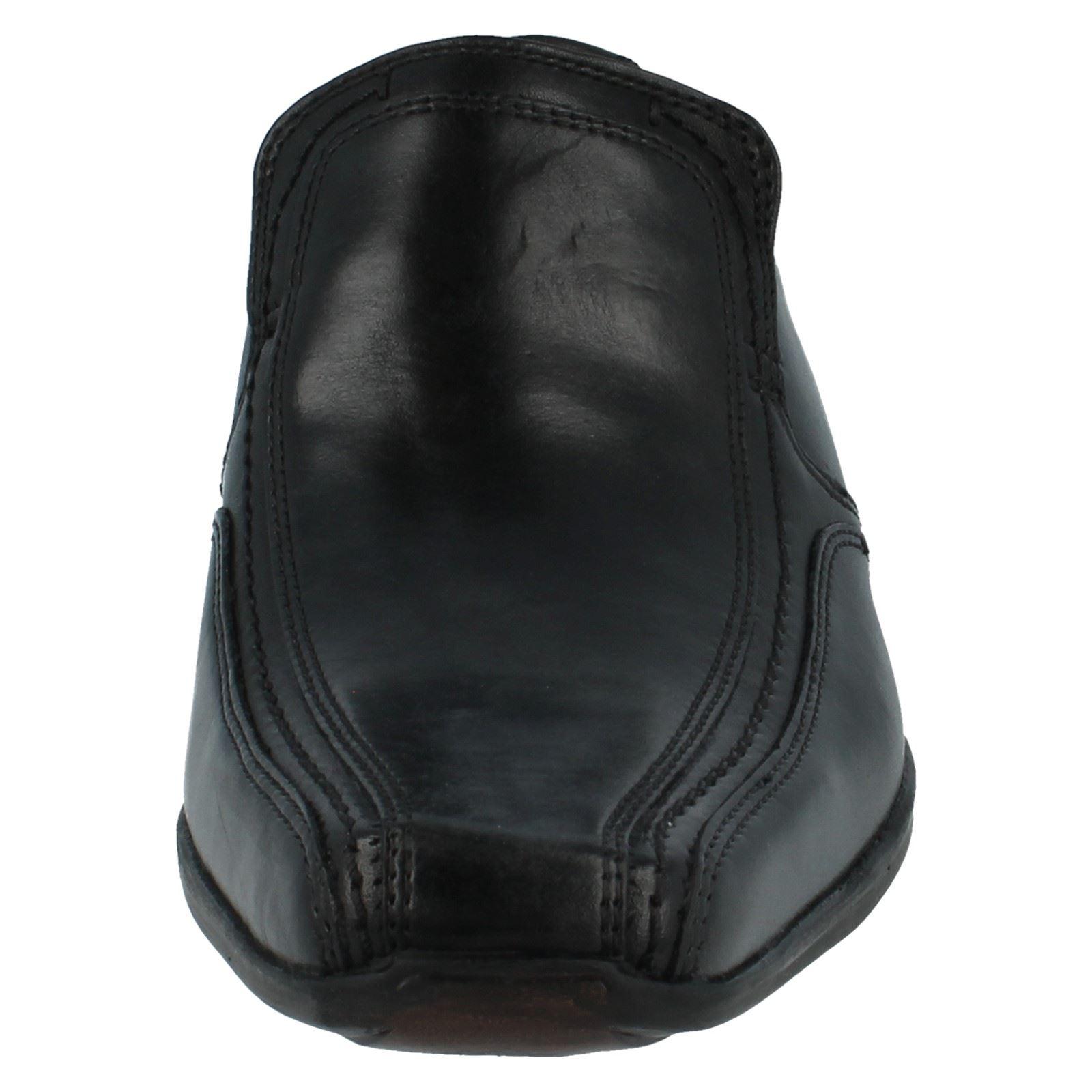 Men's Clarks Formal Slip On Shoes - baffix Step