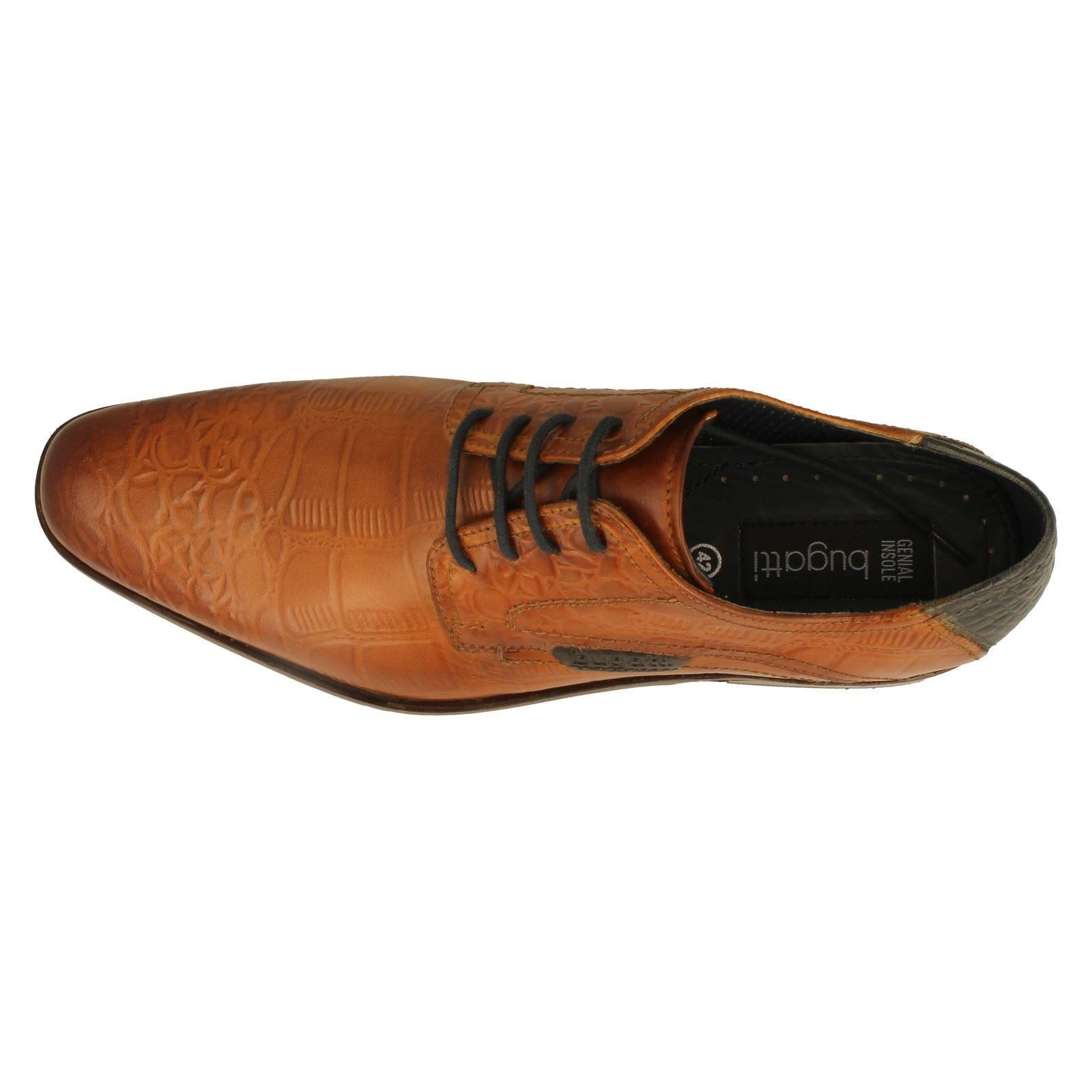 15601 w Formal 311 Cognac Shoes 1118 Mens Bugatti 4wYSwqI
