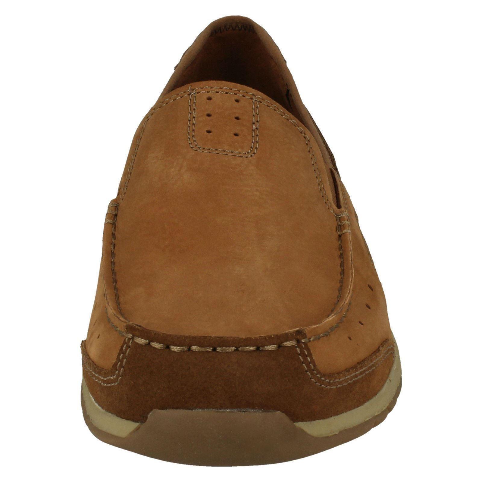 Herren Clarks Slip On Schuhe Spanisch Ramada Spanisch Schuhe 02bdfa