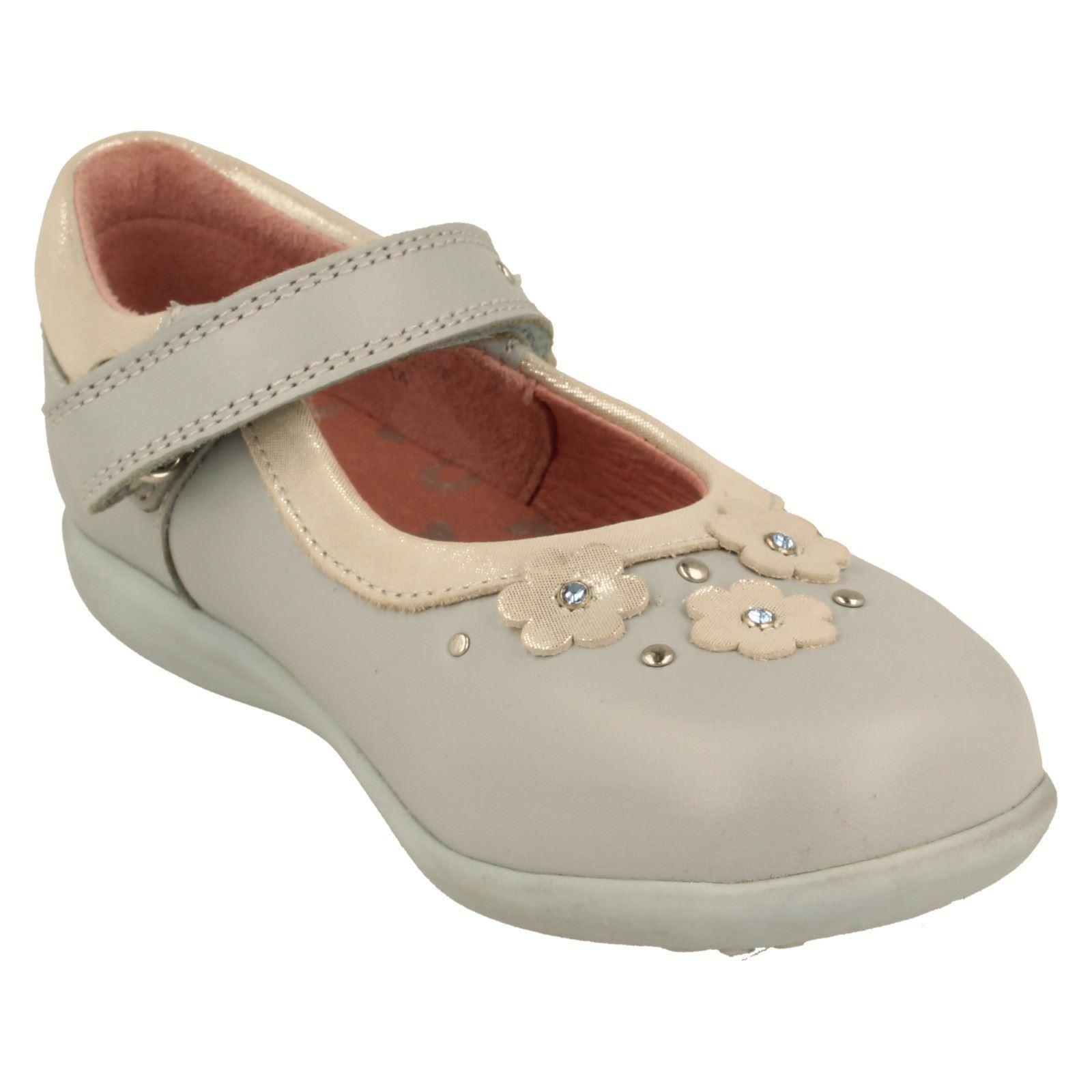 Chicas START Rite Mary Jane Zapatos Allium-W