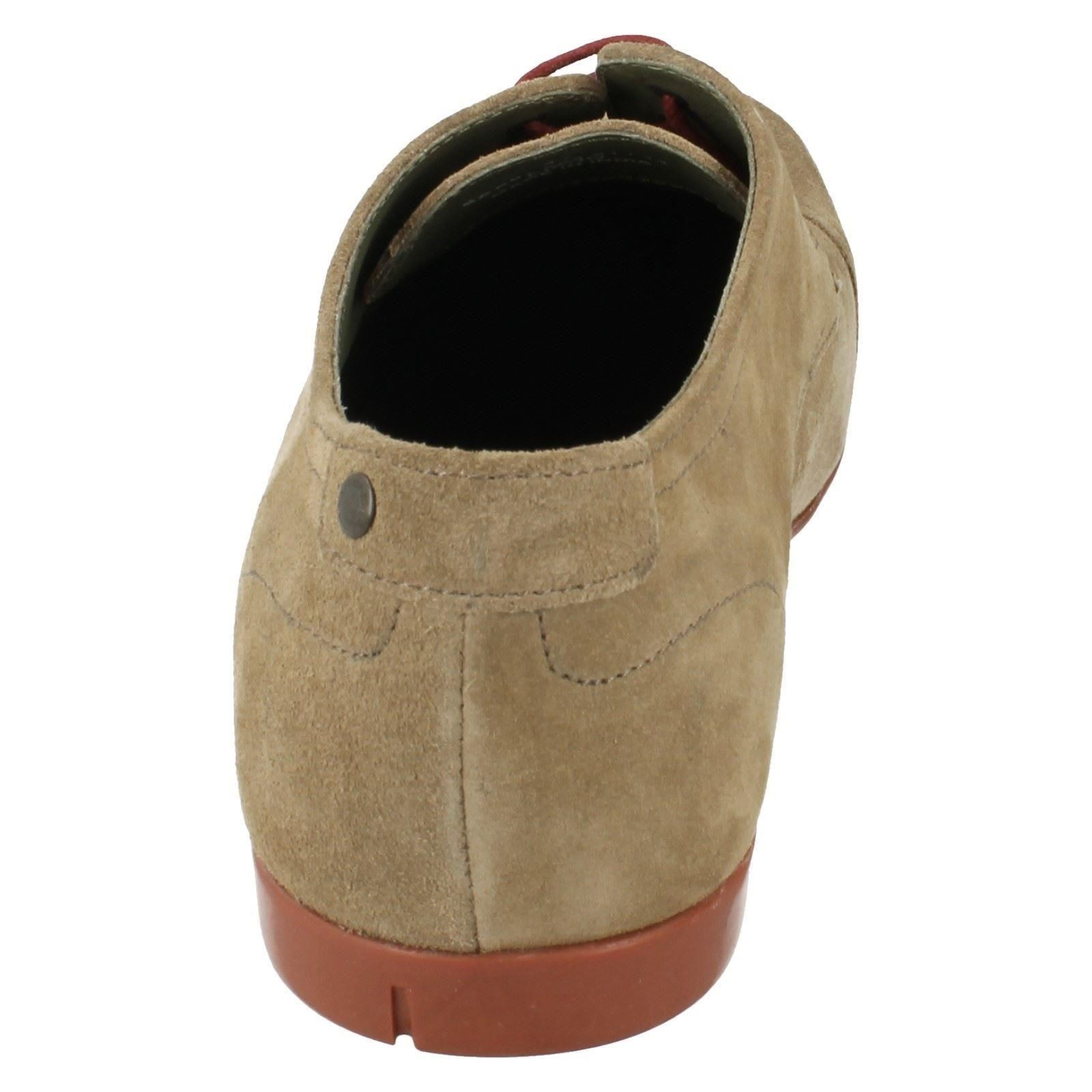 Para Hombre Base London Suede Shoes Piano