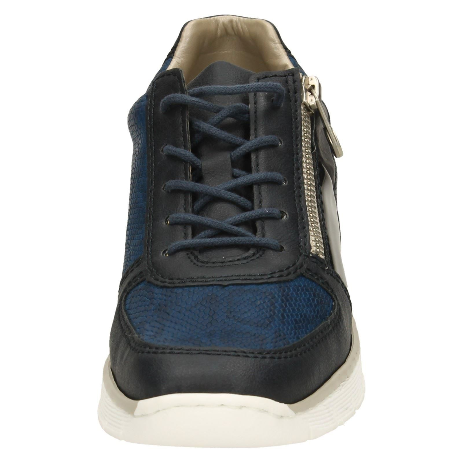 Ladies Rieker Trainers Style The Style Trainers - 53714 0ecdd7