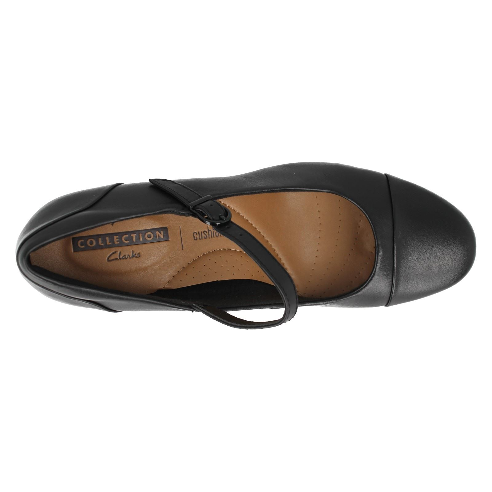 Ladies Clarks Court Shoes Style Garnit Tianna ~ N