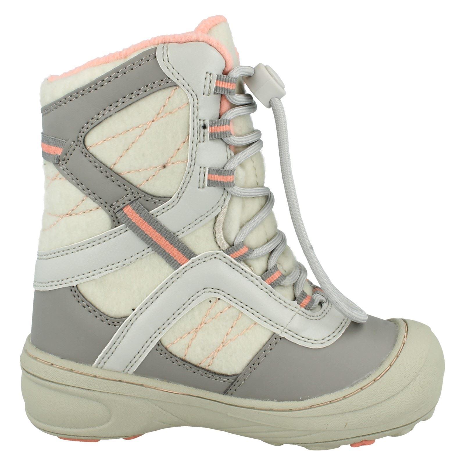 Girls Hi Tec Snow Boots Style - Slalom 200 WP JRG