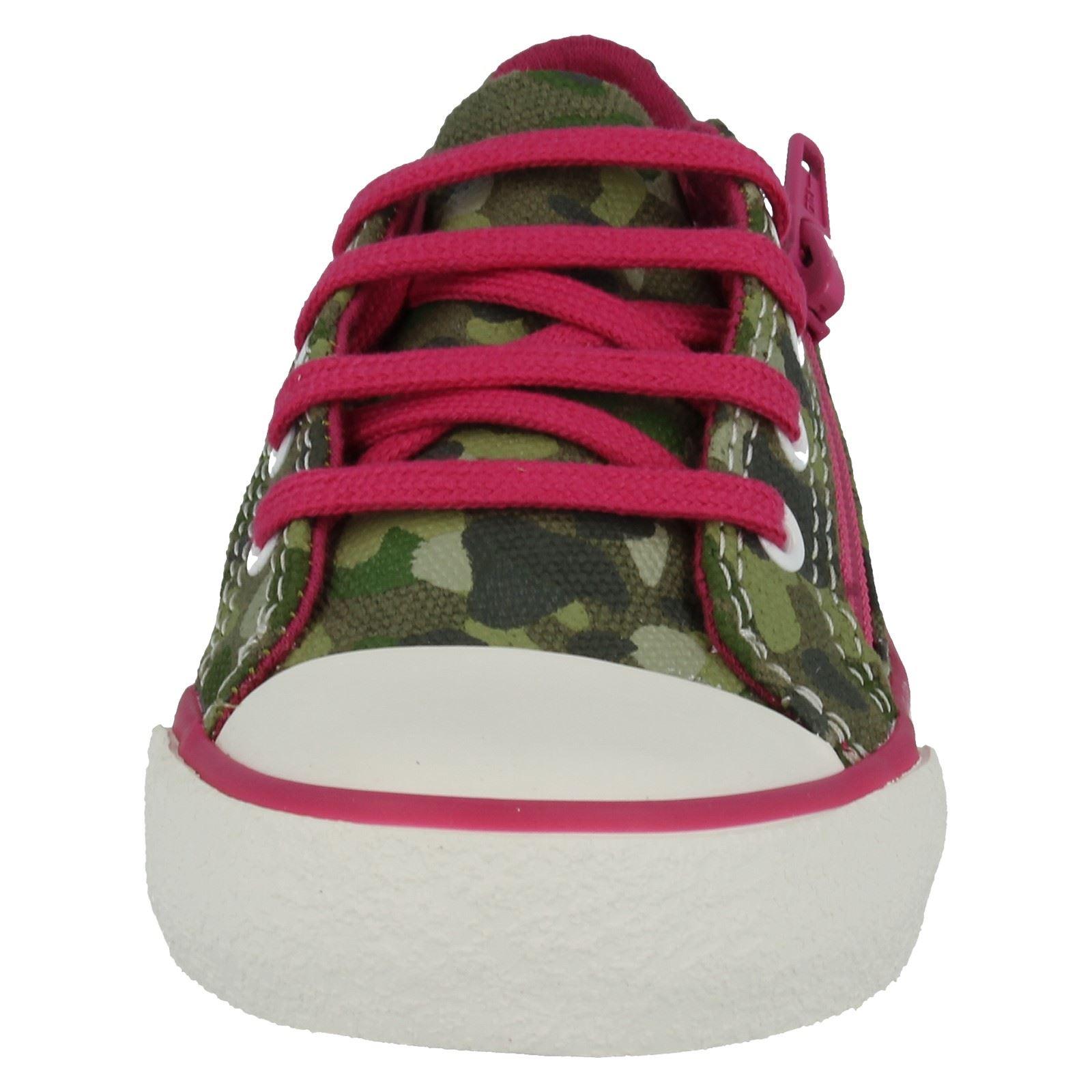 Chicas Zapatos Clarks el estilo-Top Juego