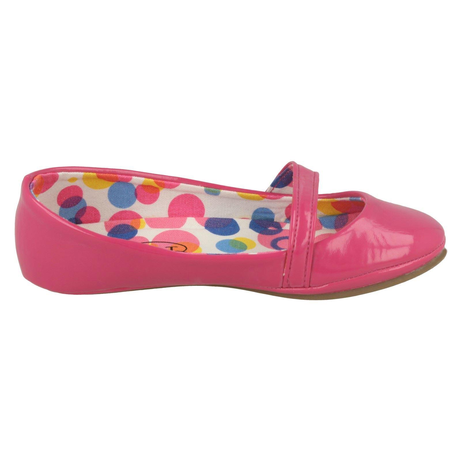 Chicas Lugar en Sintético Inteligente Escuela Zapatos H2151 estilo ~ K