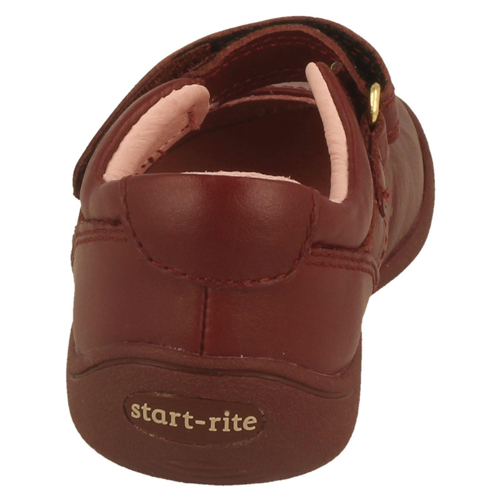 Zapatos De Cuero niñas Startrite, Estilo Daisy-W