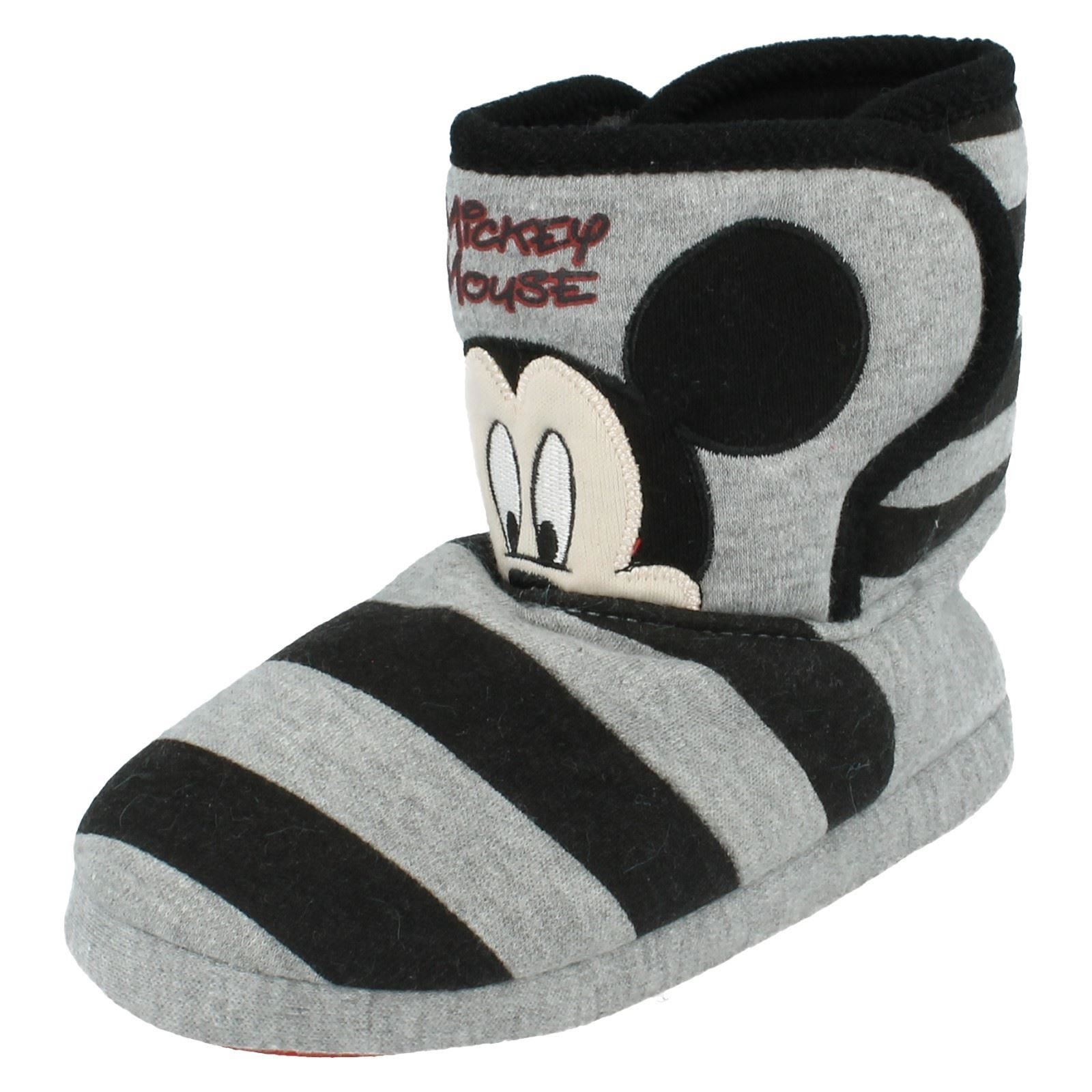 Children Mickey Mouse Slipper Boot -Mickey Mouse