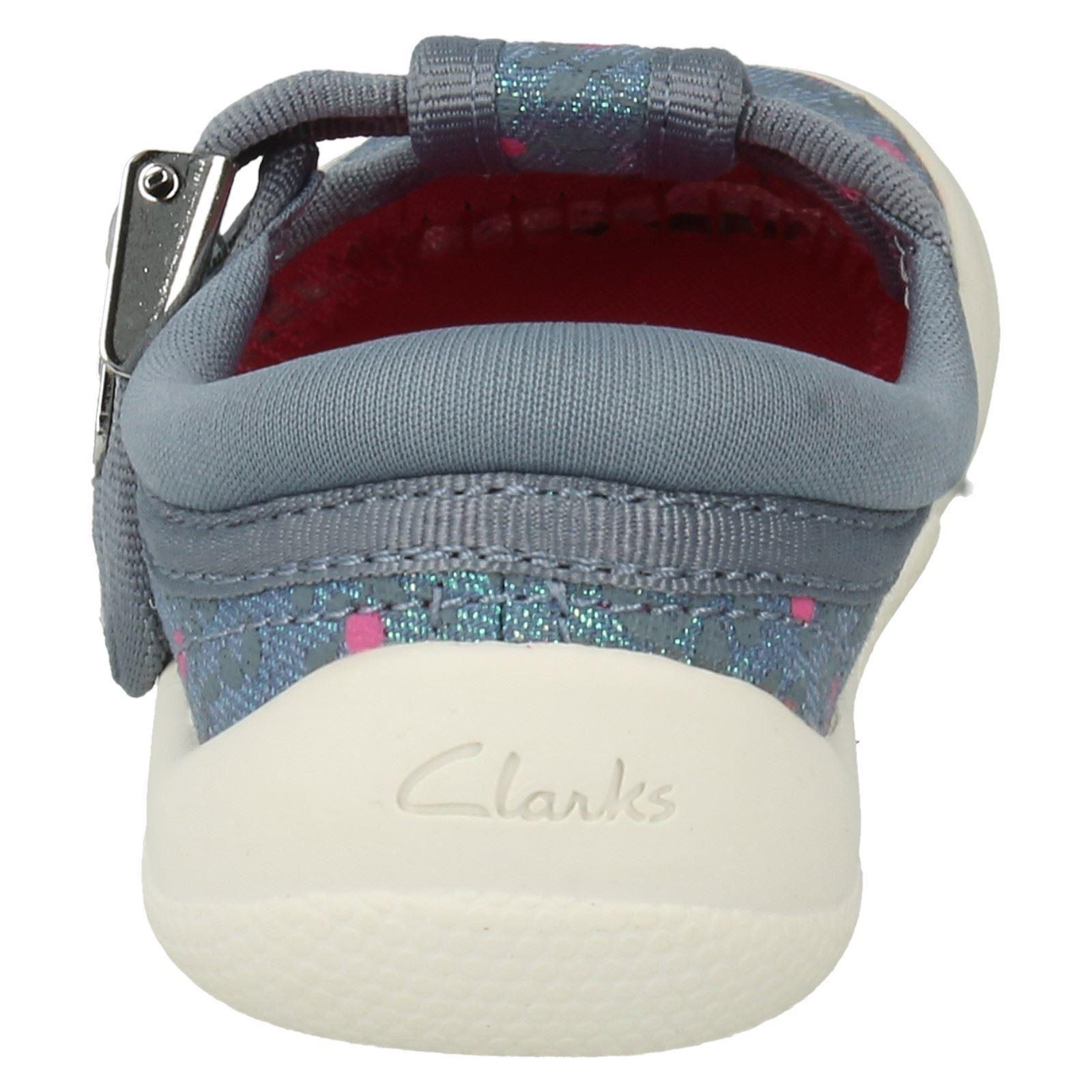 Chicas Clarks Zapatos Briley Arco