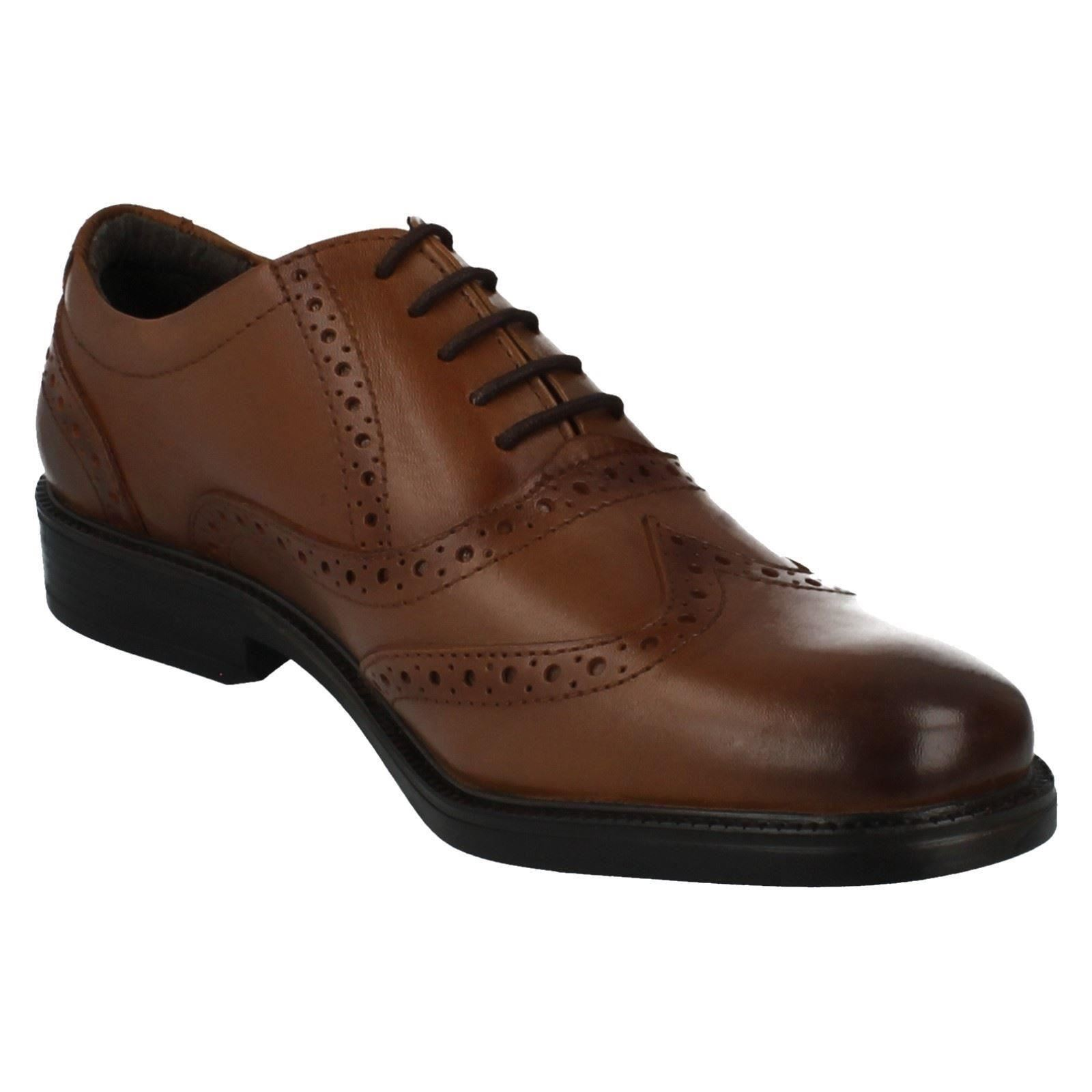 Uomo Hush Puppies Brogue Schuhes Brogue The Style - Rockford Brogue Schuhes 267fa6