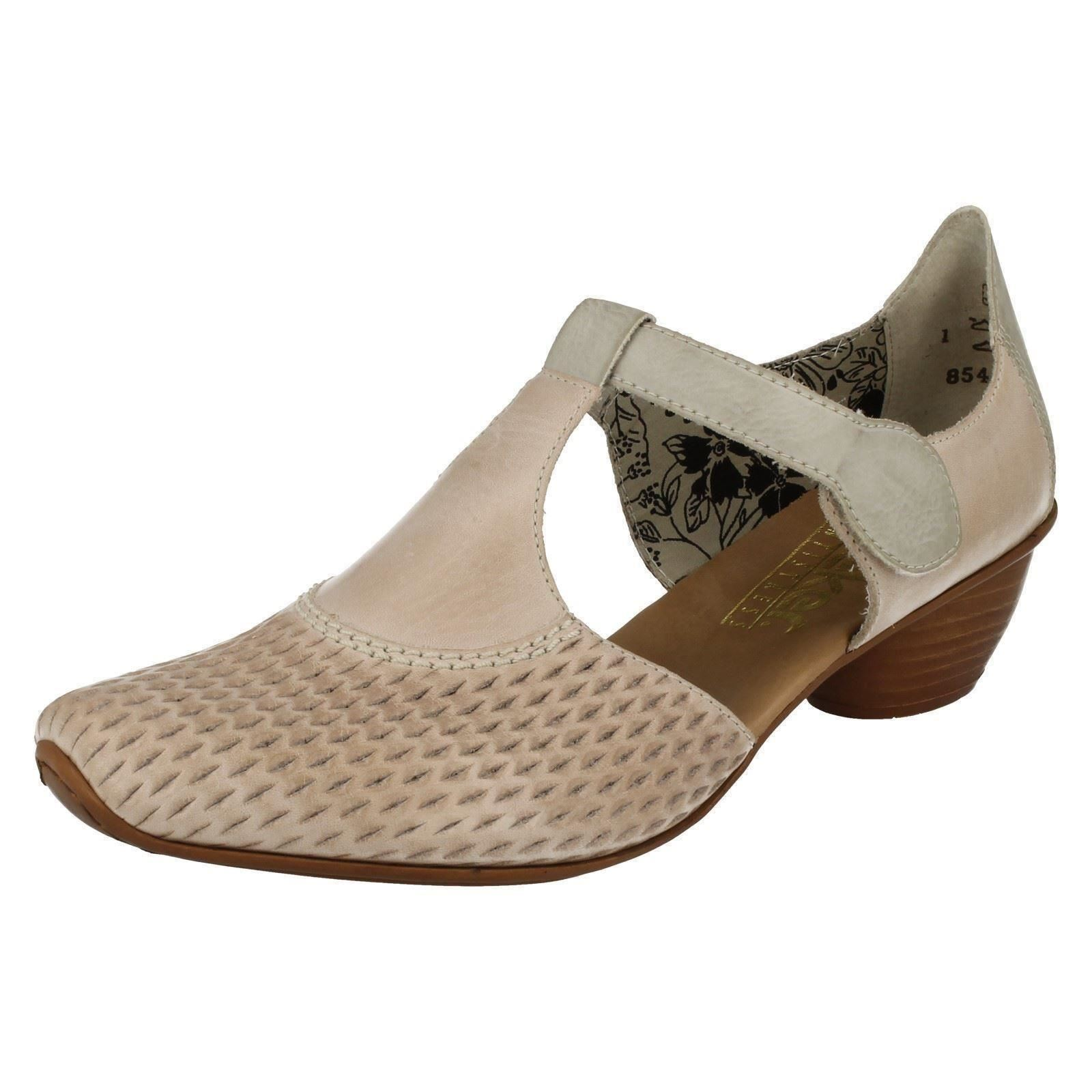 92d91e12af97 Rieker Ladies Shoes 43736 UK 6 Grey Combi. About this product. Picture 1 of  8  Picture 2 of 8 ...