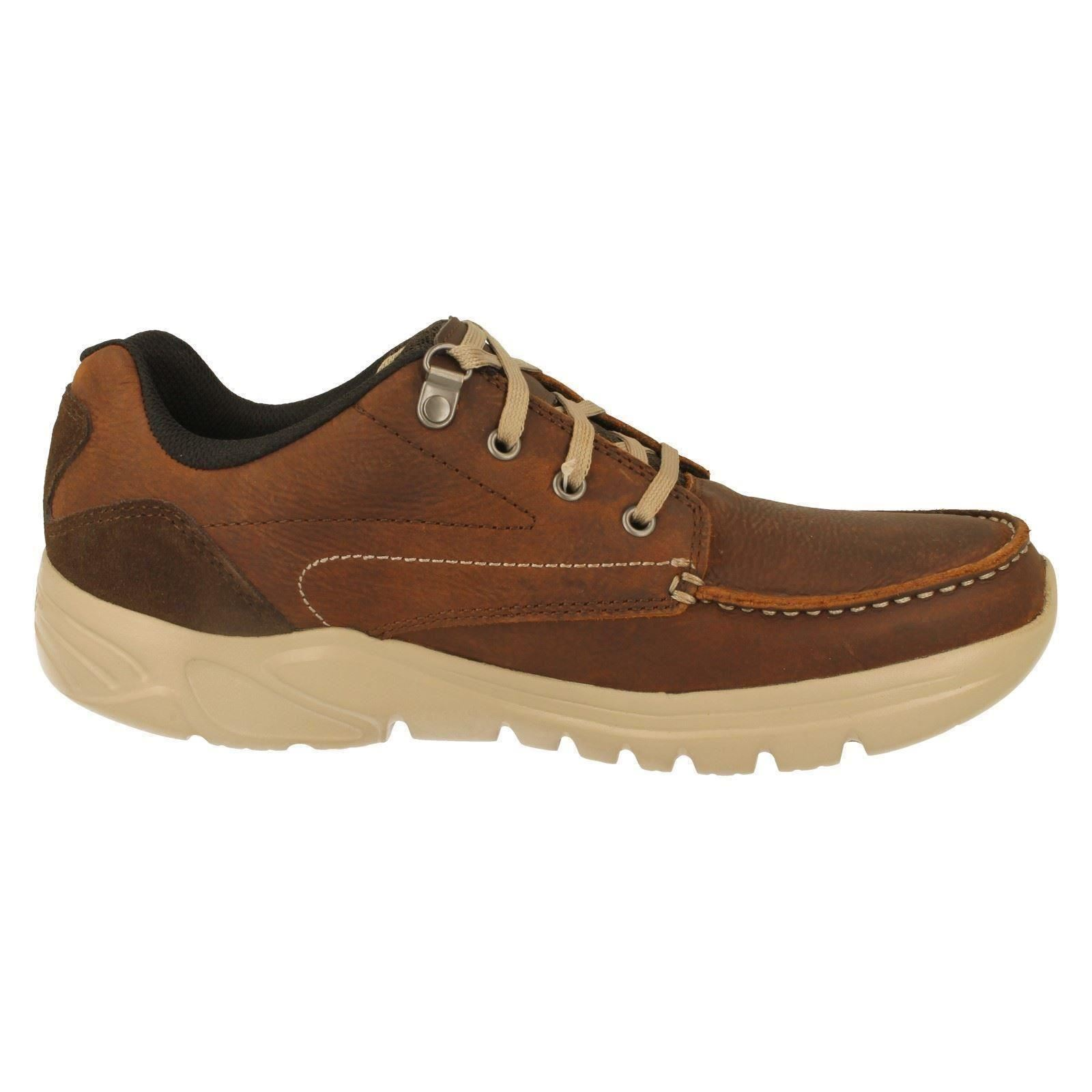 Label tec V Walking Shoes Tenby Walk Mens Chocolate Hi lite lite gOqUIxwx