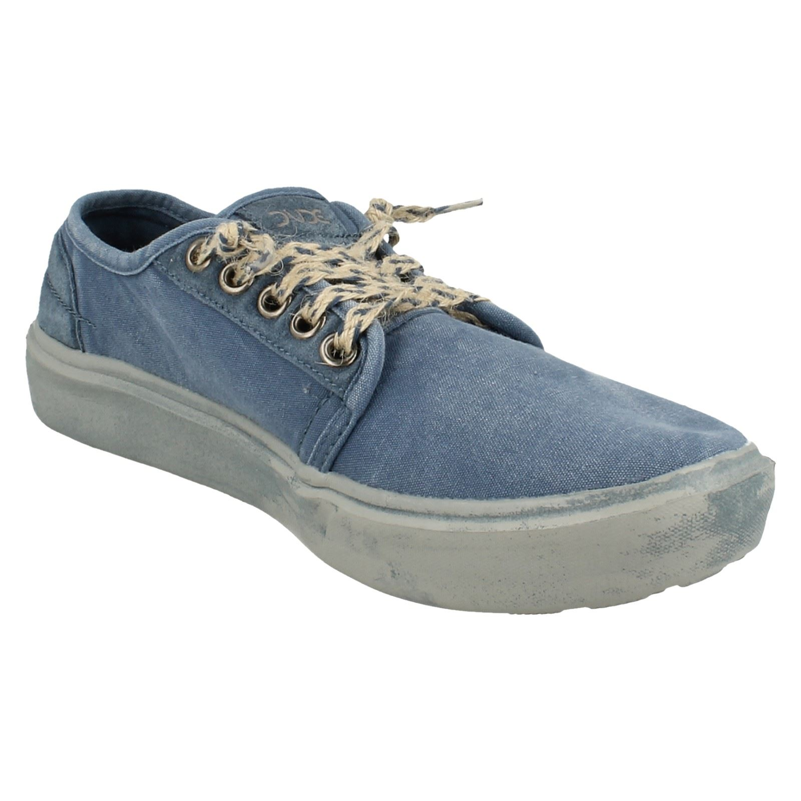 Canvas  Herren Hey Dude Canvas  Schuhes Buster Washed afbfce