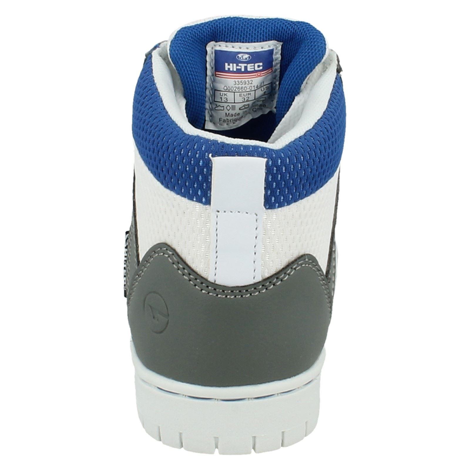 Juniors Hi-Tec Boots Label Jump JR