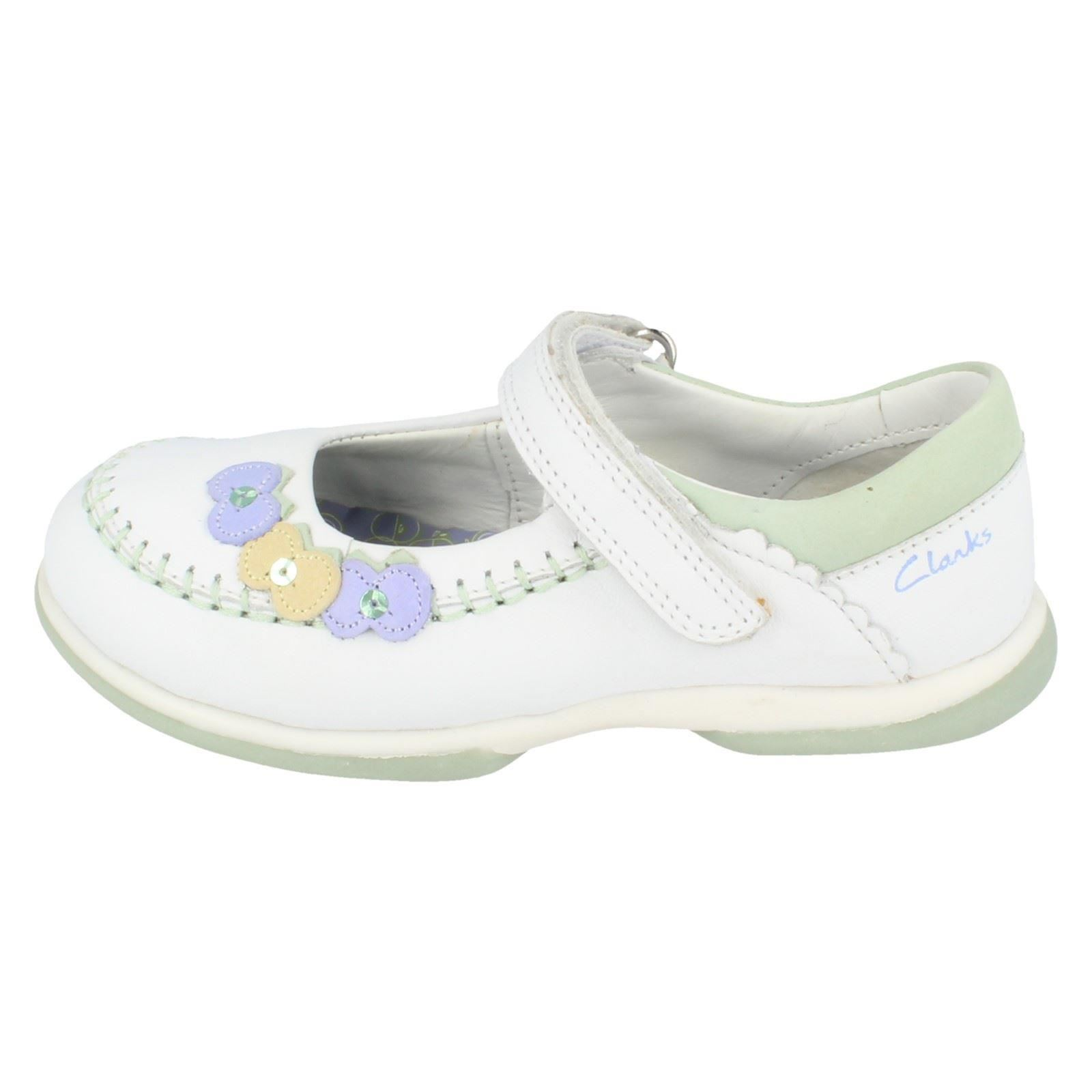 Girls Clarks Shoes Appleshine ~ N