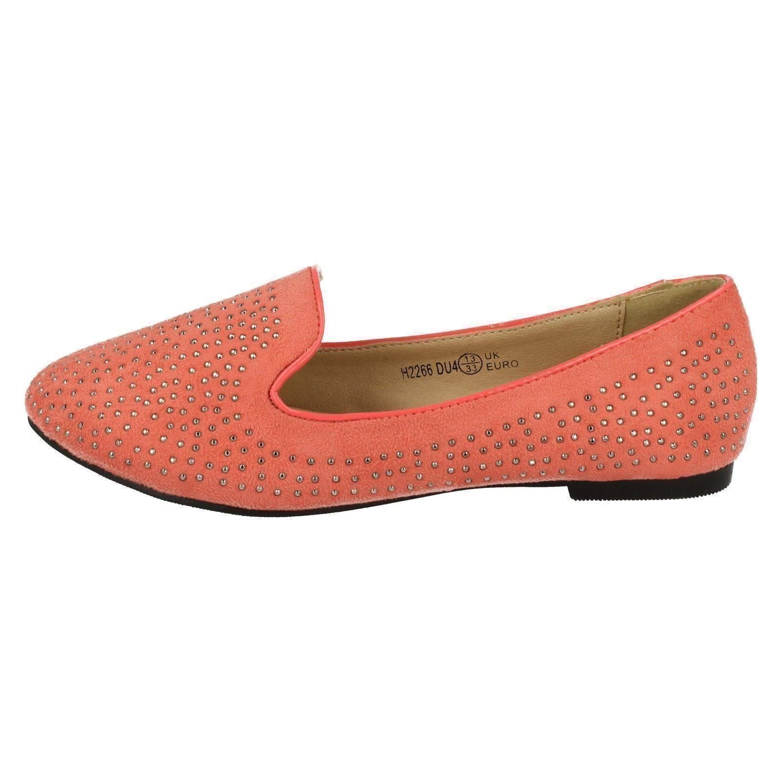 Girls Spot On H2266 Shoes The Style ~ K