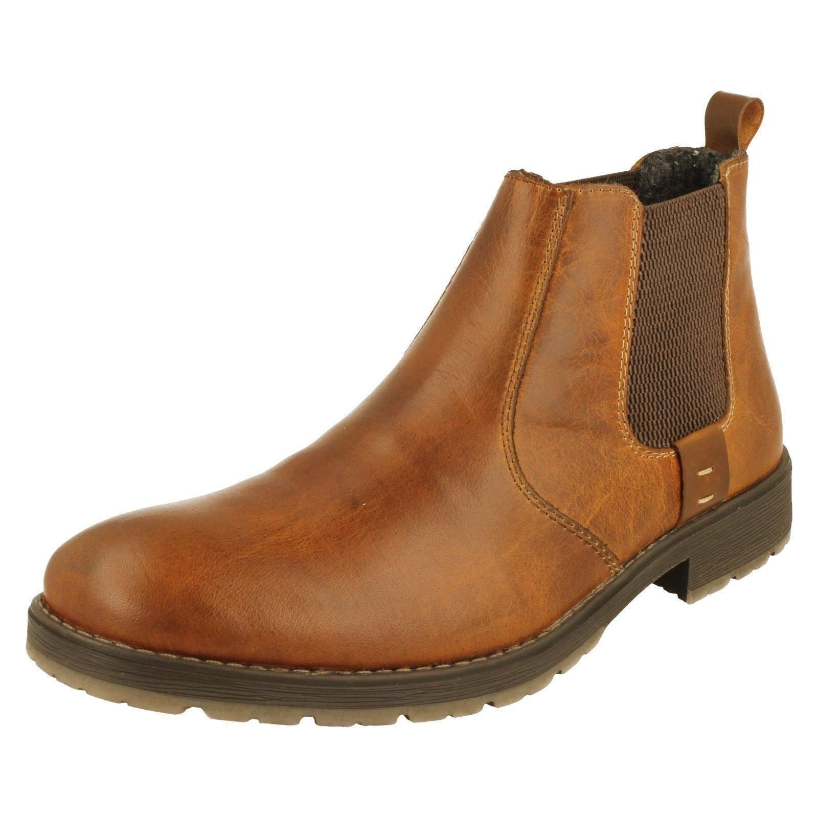 Mens Rieker Rieker Mens Boots The Style 33353-W b71a6f