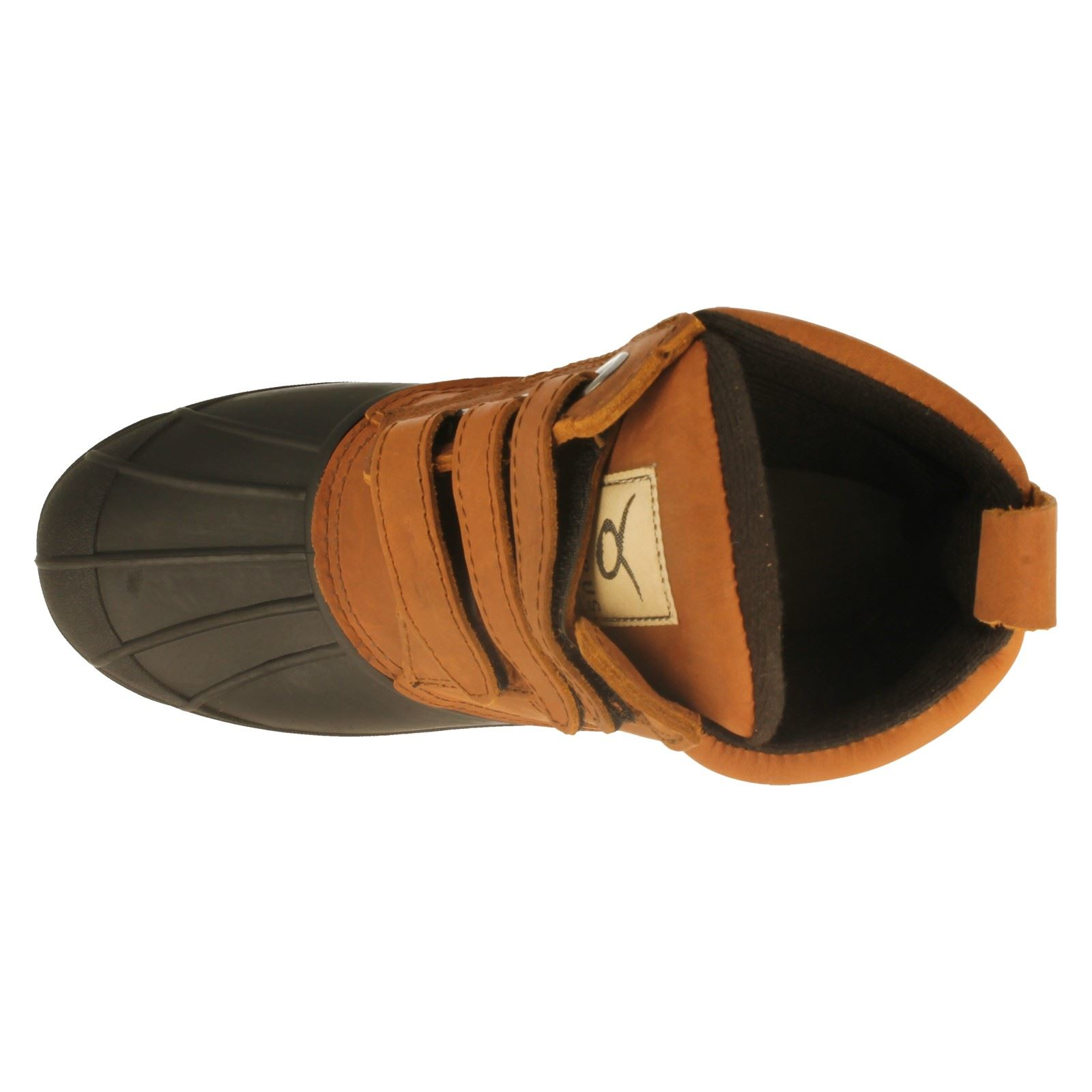 Ranger Brown stivali Label w nero Taurus Leather brown Mucker Unisex XWwAfO6qx