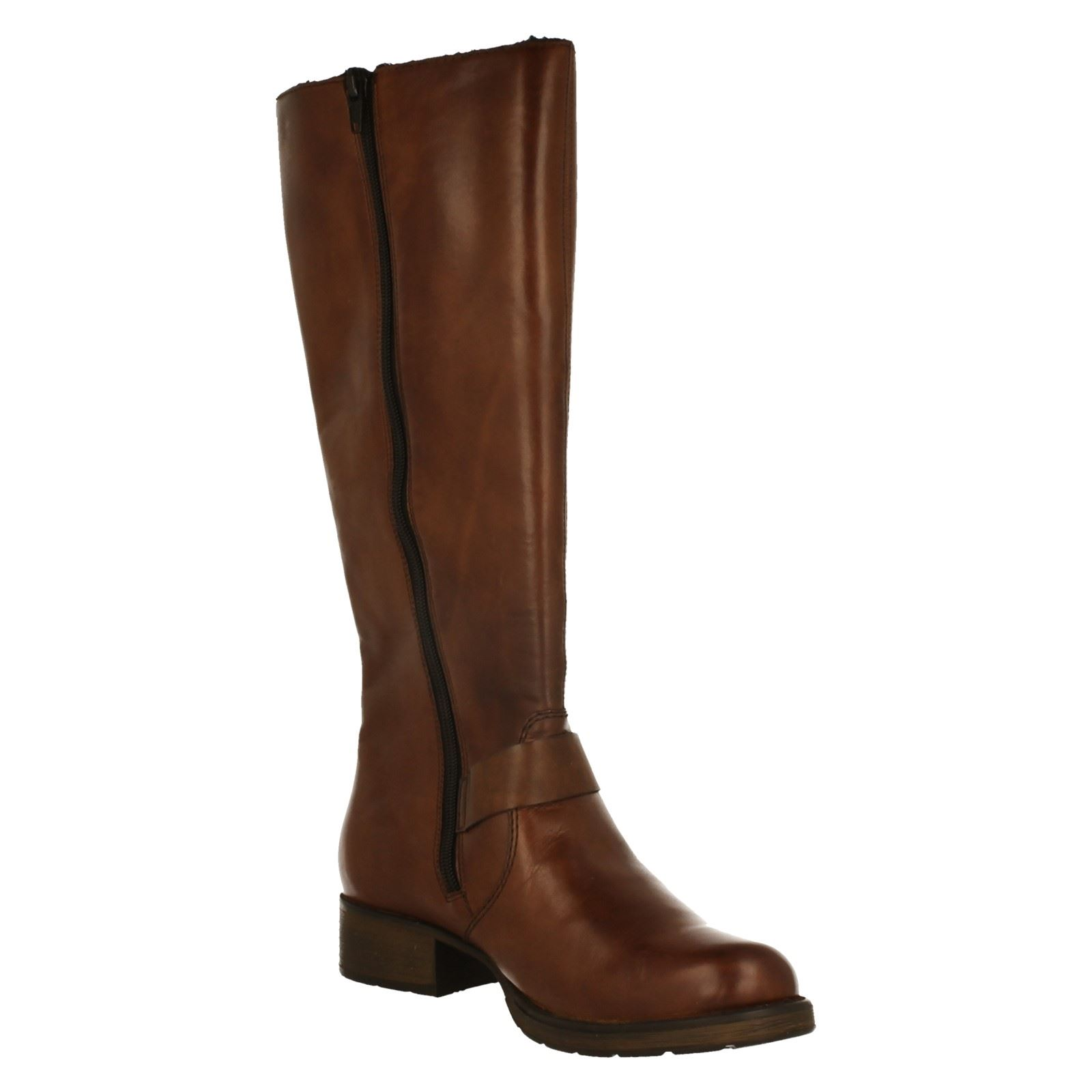 Ladies Rieker Length Knee Length Rieker Boots Label Z9580-W 1c6ea3