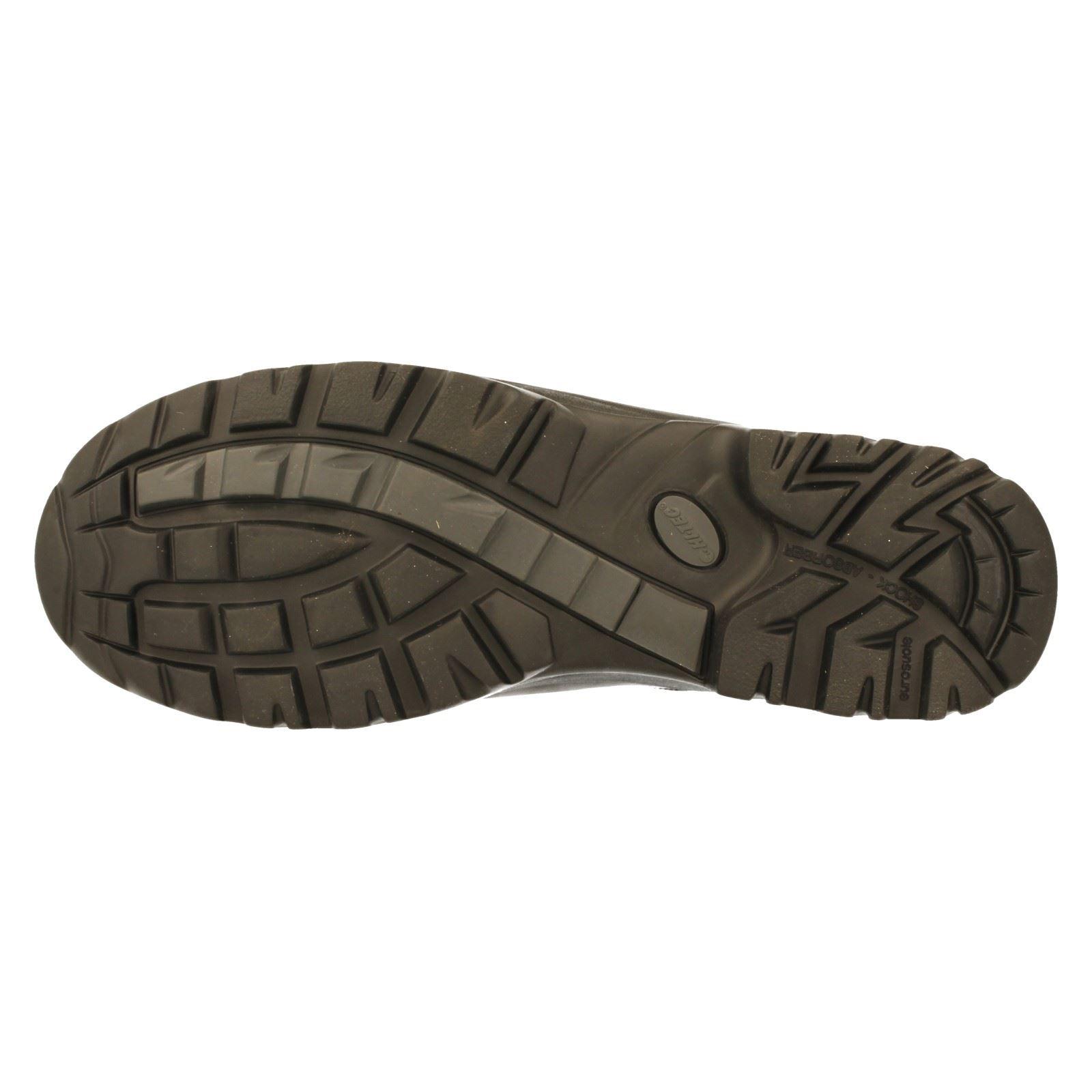 Mens Hi-Tec Waterprrof Walking Stiefel Label Ravine -W