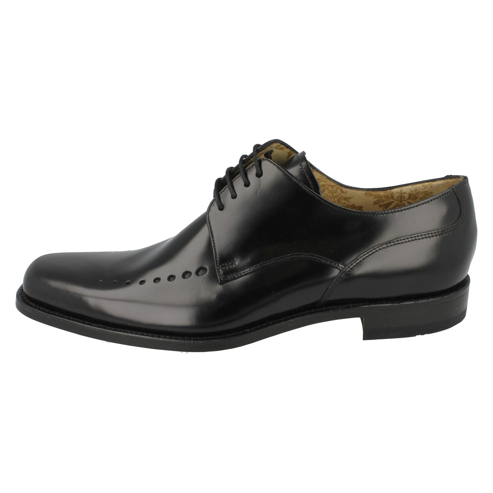 Uomo Loake Formal Leder F Fitting Poseidon Schuhes the Style - Poseidon Fitting 013d2d