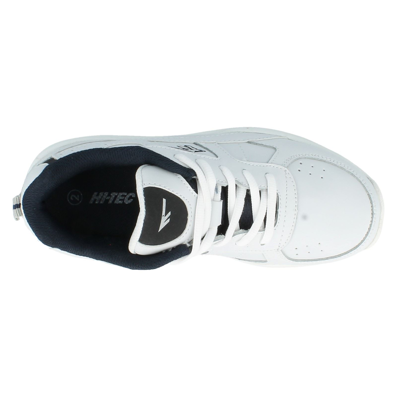 Boys Hi-Tec Trainers Style - Bronx JR (PHY)