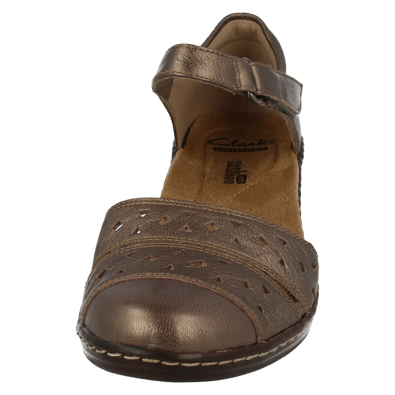 Ladies Clarks Casual Shoes The Style