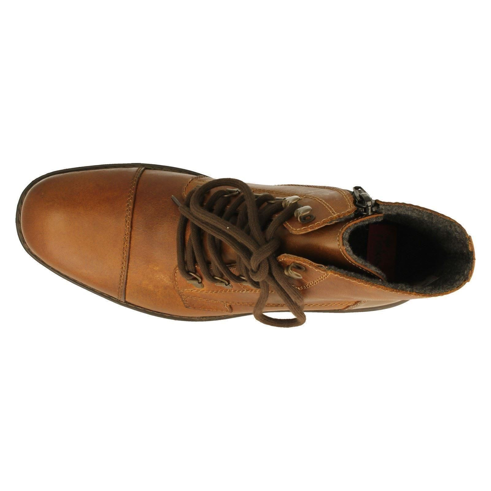 Botas para Hombre estilo Rieker estilo Hombre 33302-W 6bd571