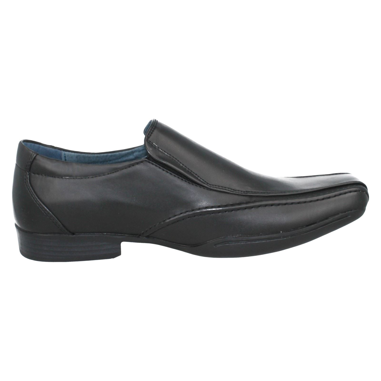 Black Maverick Shoes Slip Formal On Mens A1044 wFqgYwd