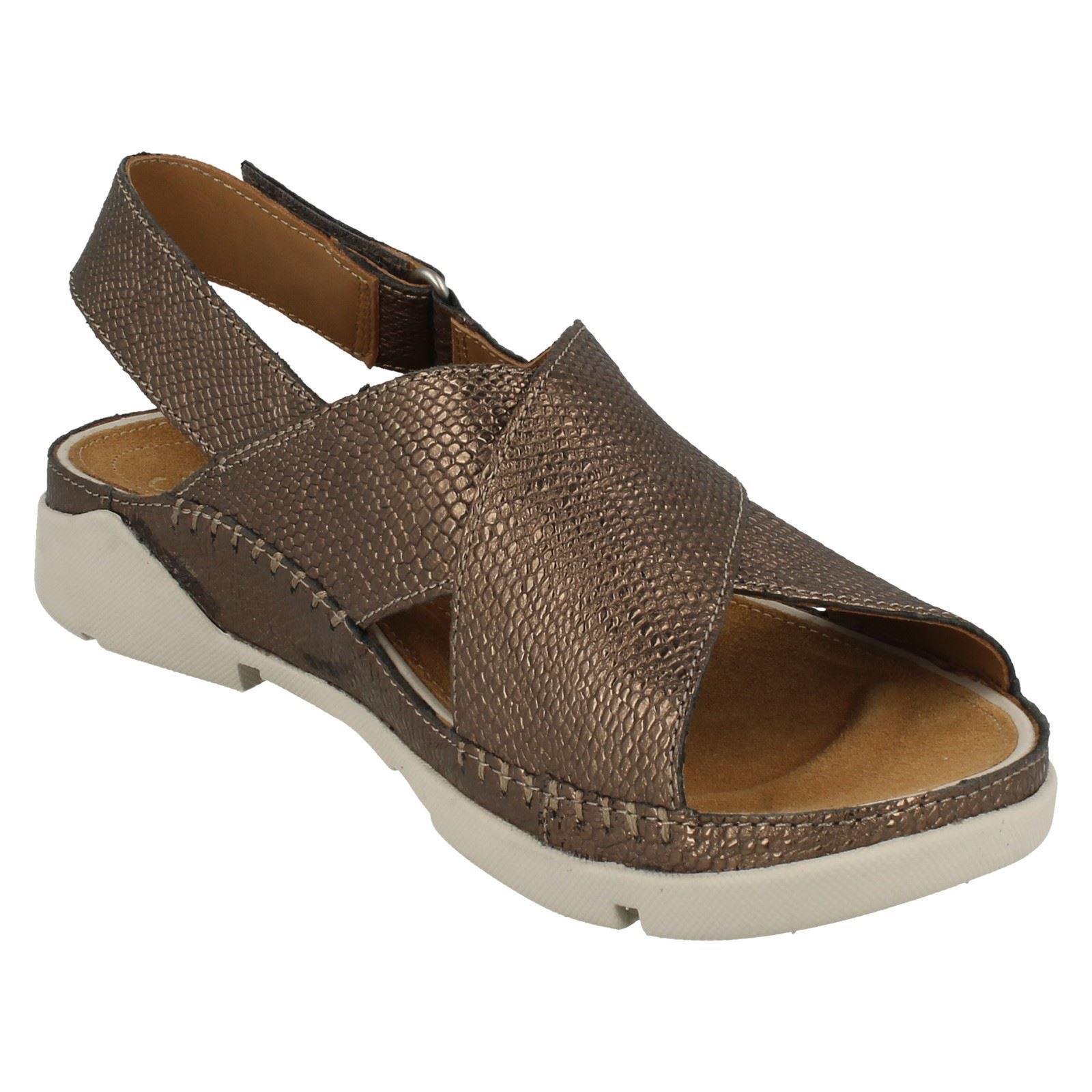 mesdames clarks clarks clarks bout ouvert les sandales tri alexia | La Mode  45db7d