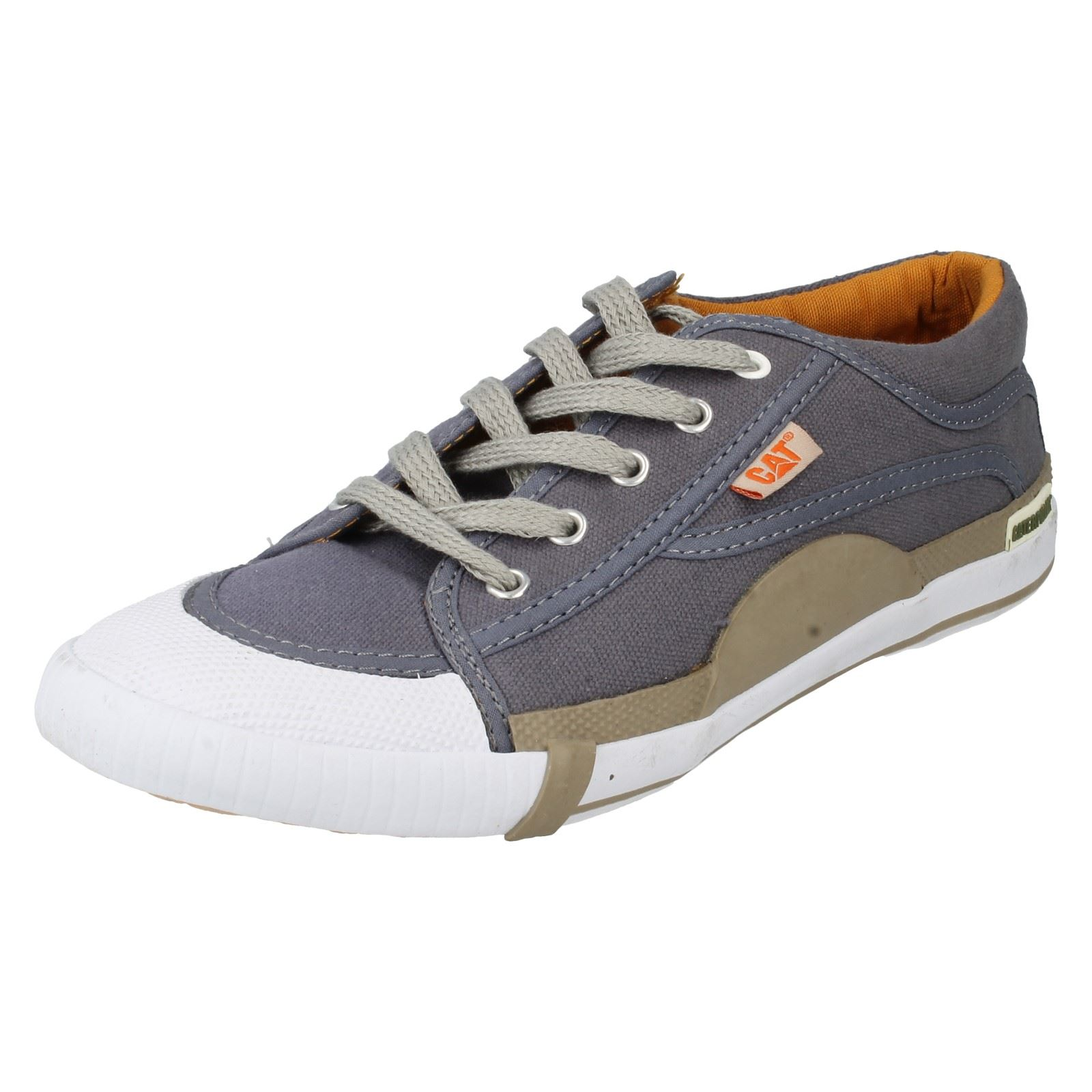 caterpillar lace up canvas shoes the style rendez