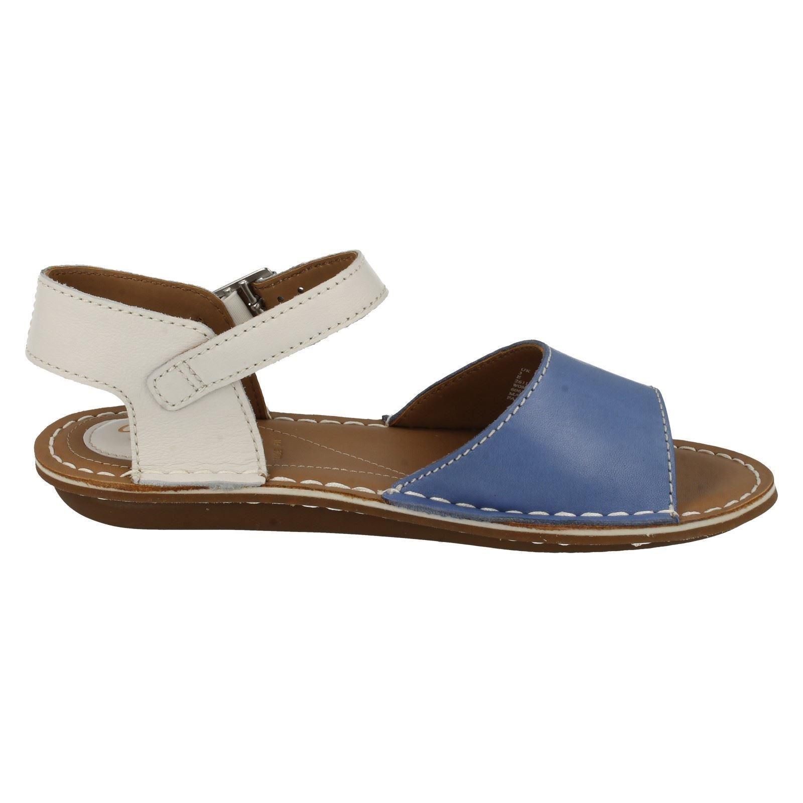 Sinitta Blue Tustin Summer Ladies Sandals Clarks AXFqFCwIHt