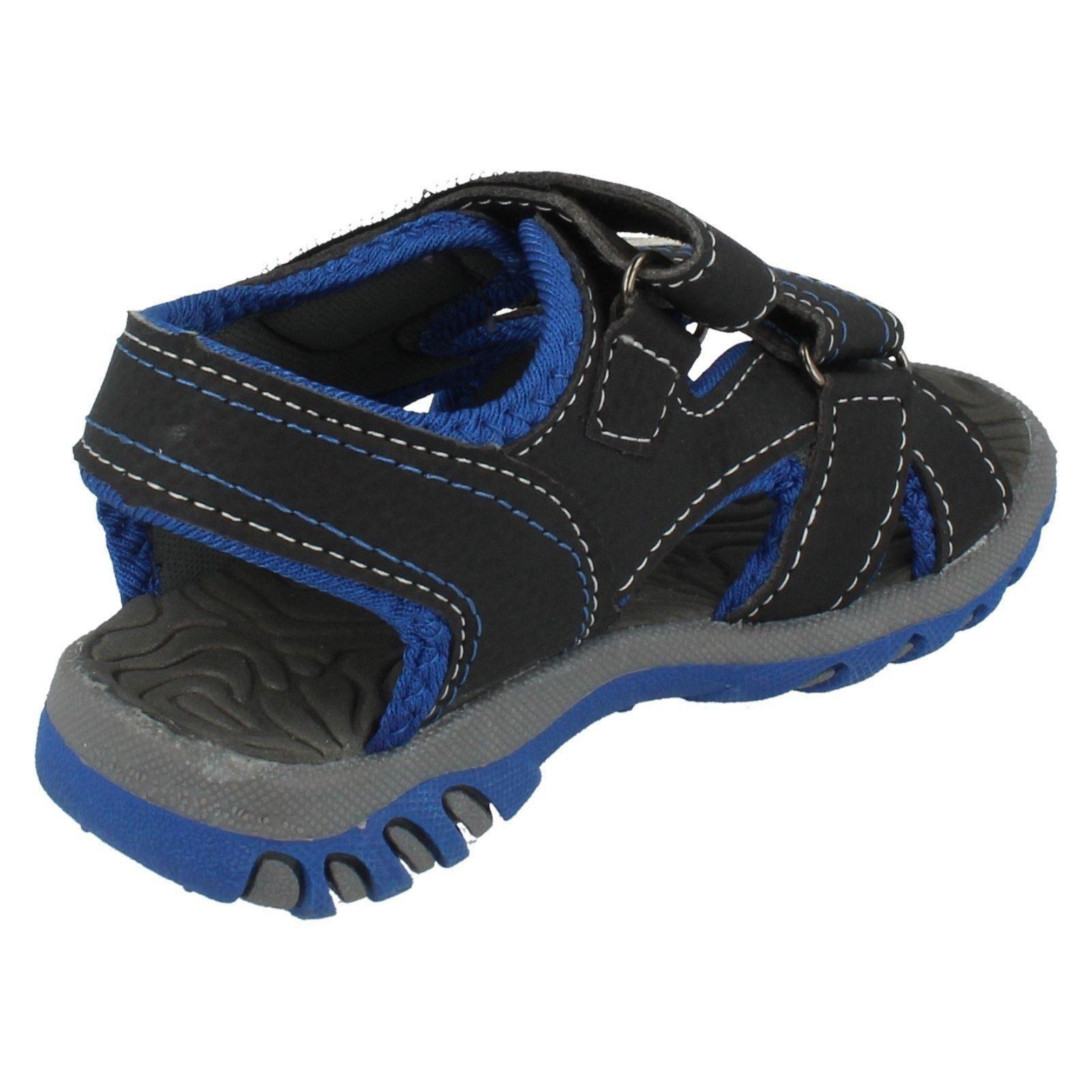 Boys Reflex Ripetape Strap Sandal Style N0014 ~ N