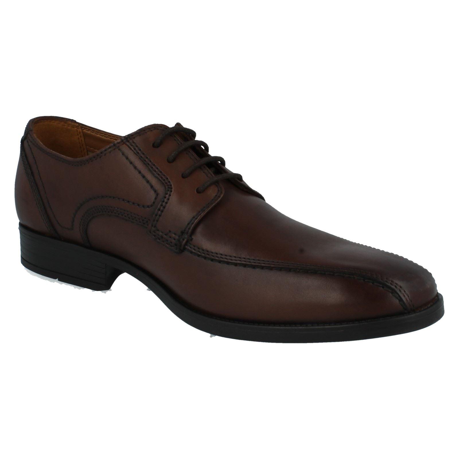 Men's Schuhes Clarks Lace Up Formal Schuhes Men's - Kalden Vibe 298bdd