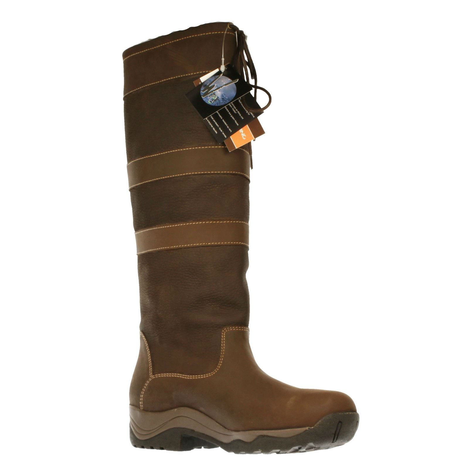 Ladies Taurus Country Boots Style Holkham Rider -W