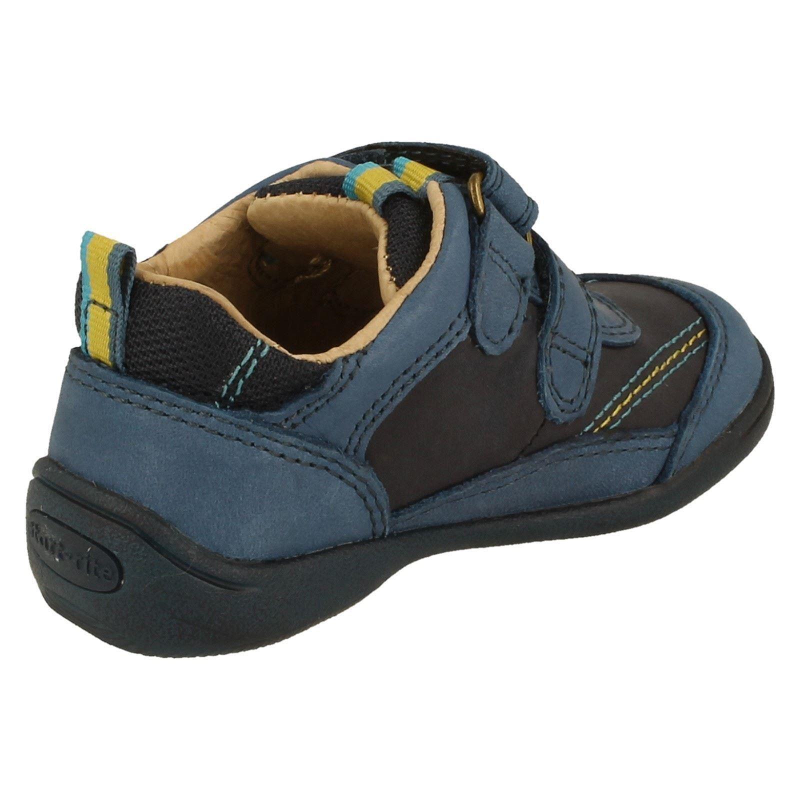 Chicos START Rite Informal Zapatos Estilo SRSS Leo-W