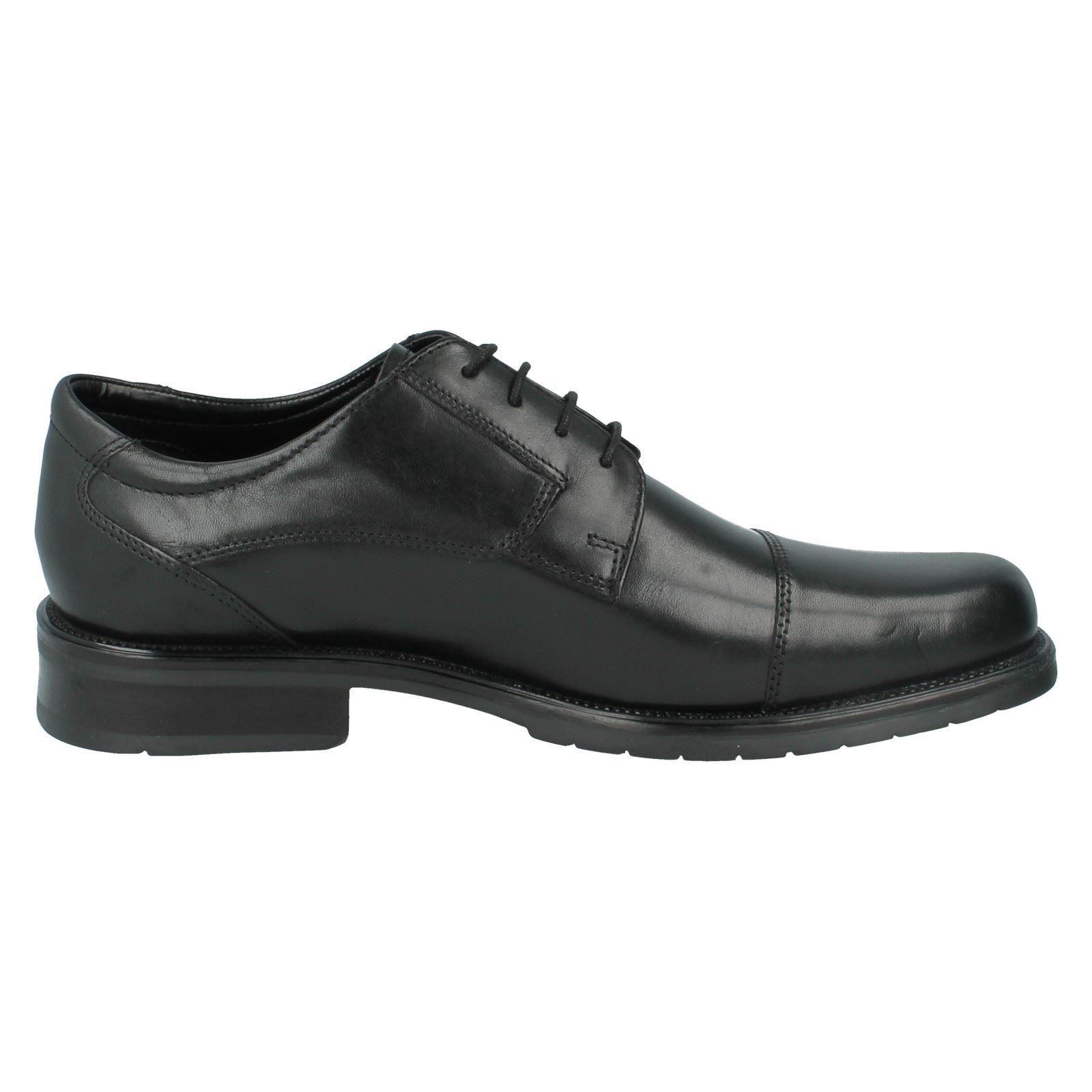 Para Hombre Clarks lazada Zapatos el estilo-un estilo-un el amplio acto ad324a