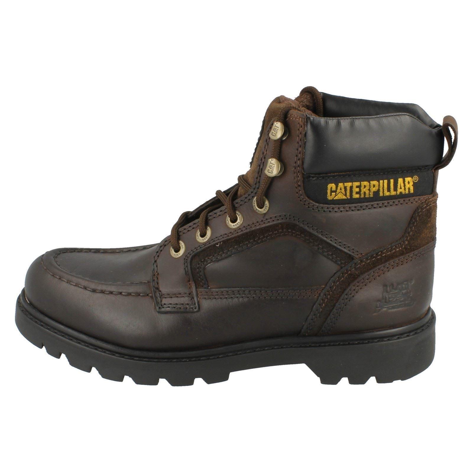 Uomo Transpose Caterpillar Boot Style - Transpose Uomo e99323