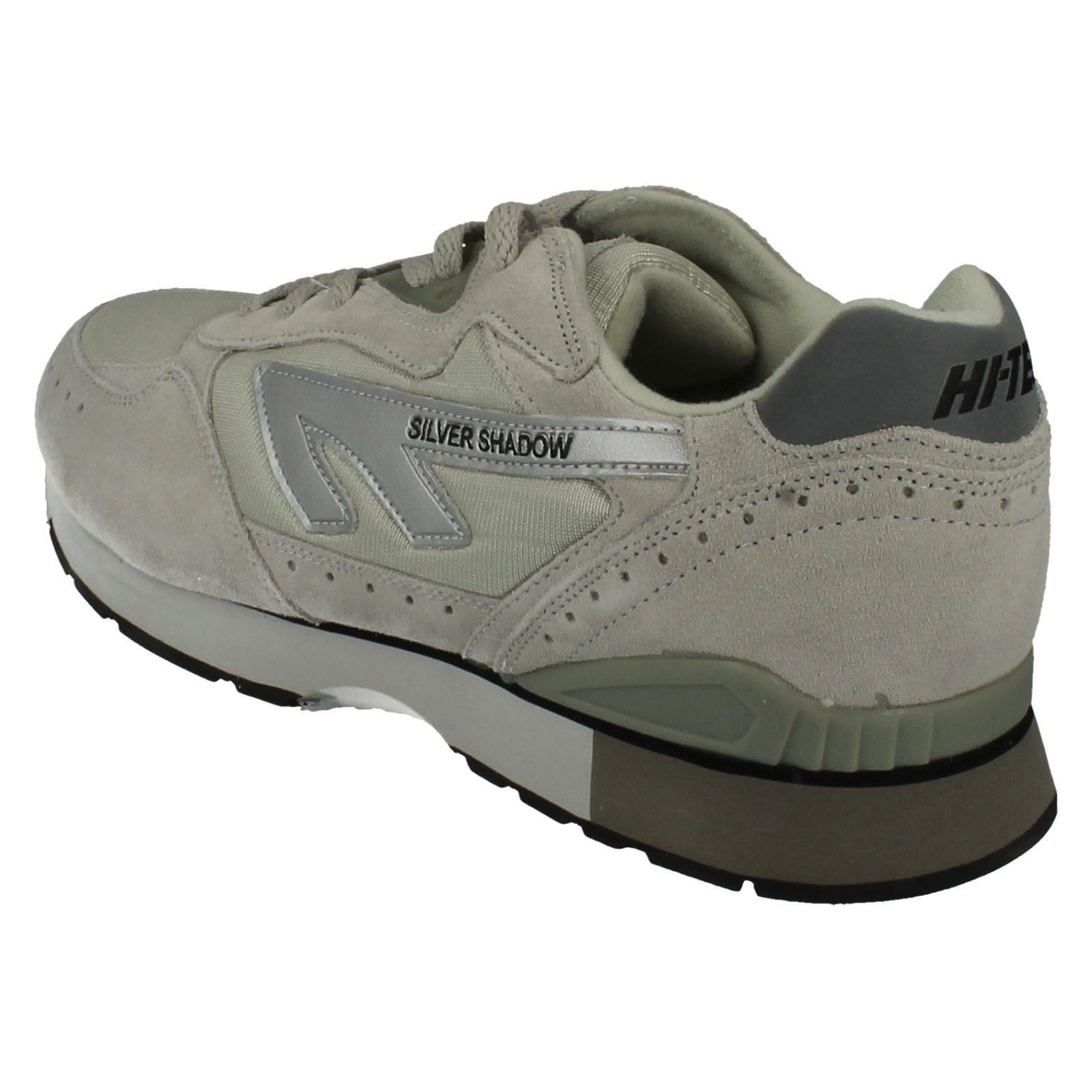 Hi Tec Silver Shadow  Mens Running Shoes