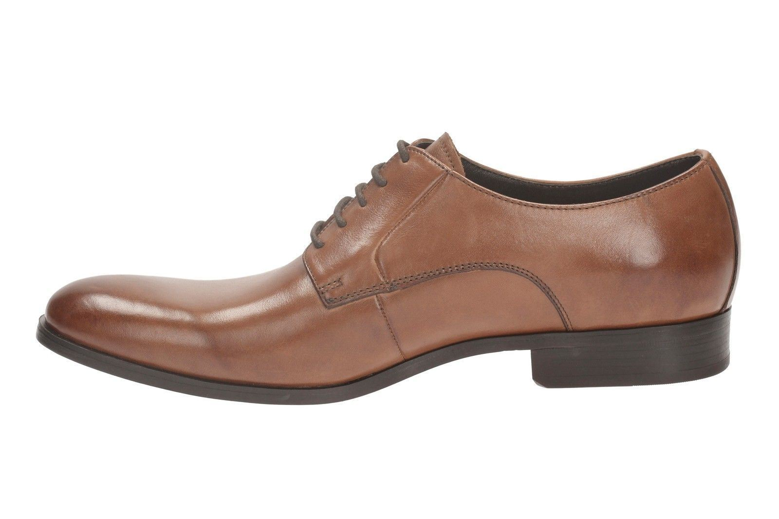 Men's Clarks Shoes Lace Up Leather Formal Shoes Clarks Label - Banfield Walk 975f63
