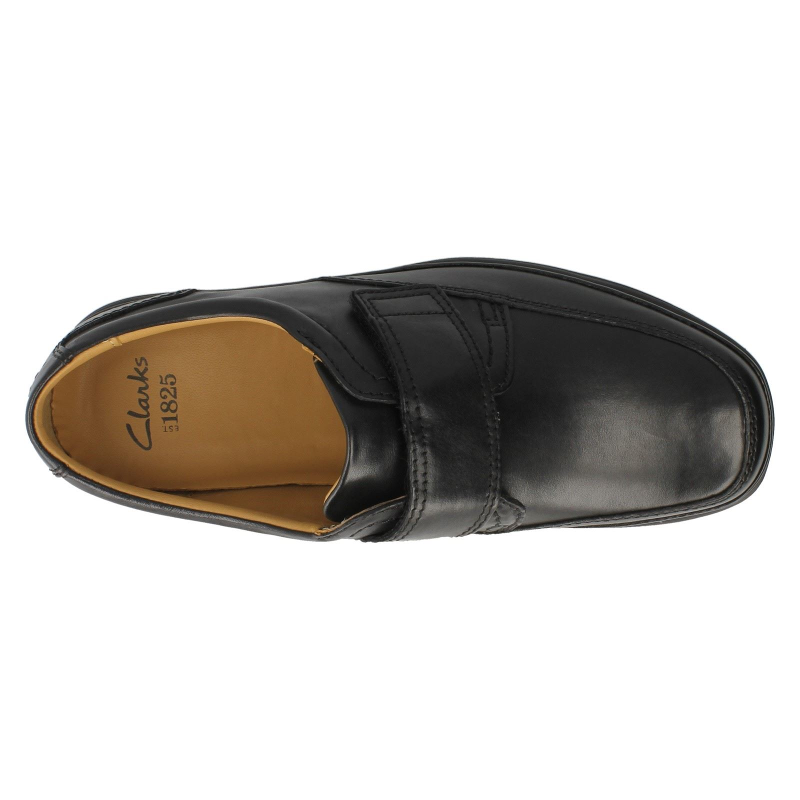 Hombre-Clarks-Zapatos-Turn-Swift
