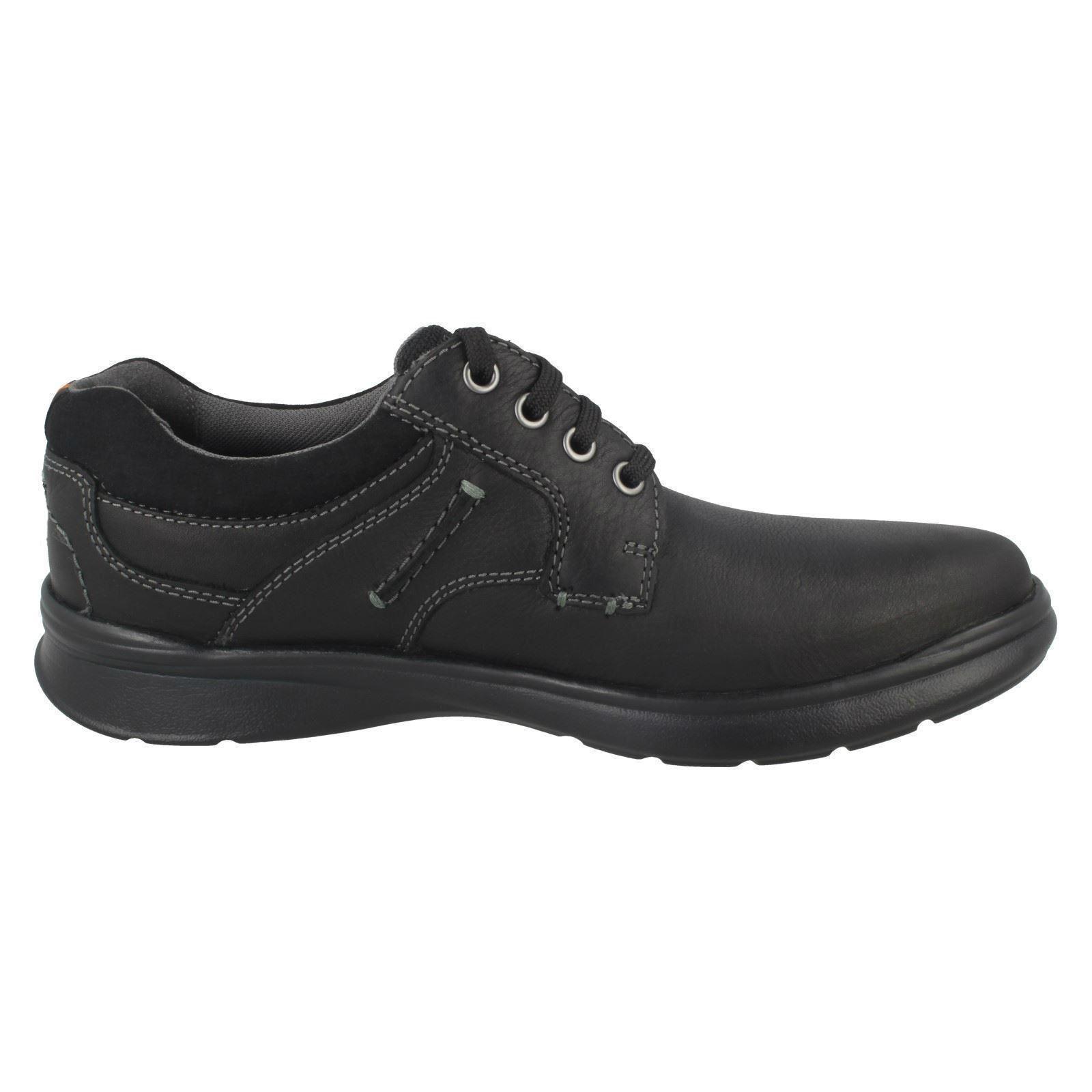 Herren Clarks 'Cotrell Plain' Plain' Plain' Smart Schuhes c81284